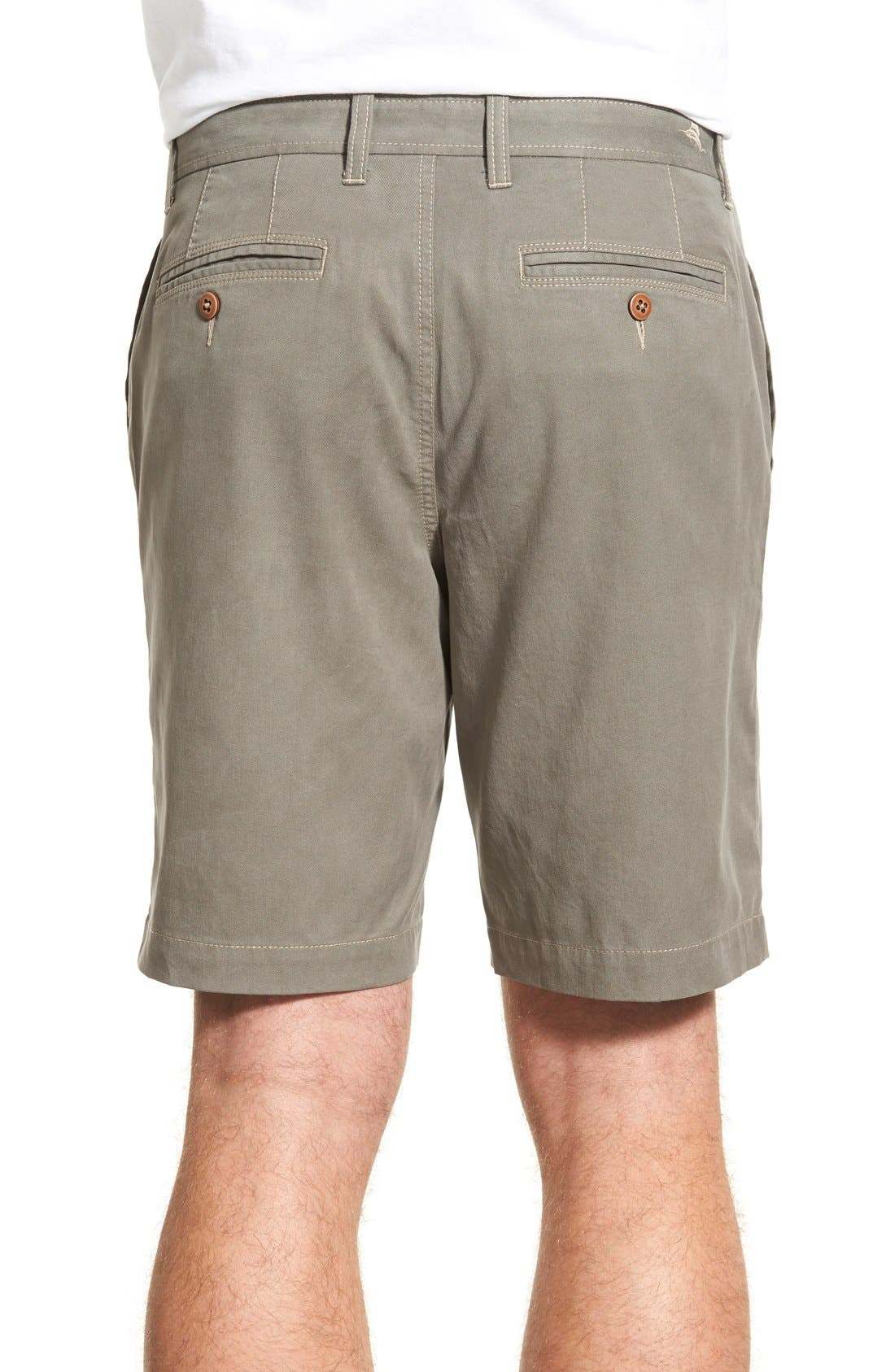 'Offshore' Flat Front Shorts,                             Alternate thumbnail 39, color,