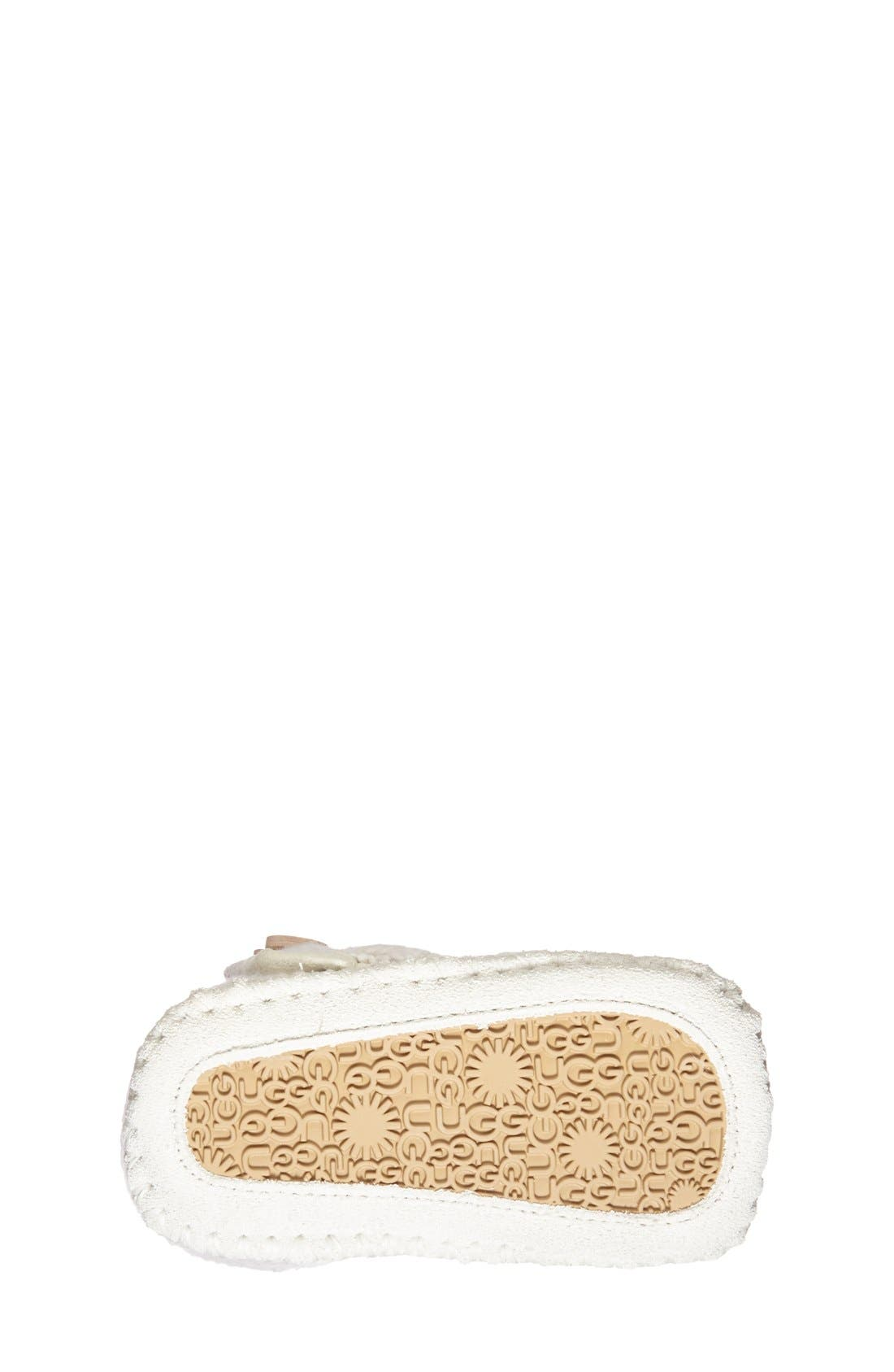 Purl Knit Bootie,                             Alternate thumbnail 2, color,                             924