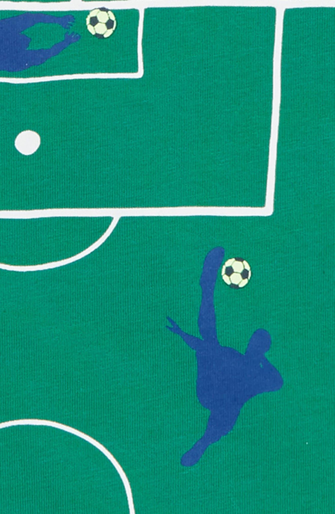 Sporty T-Shirt,                             Alternate thumbnail 2, color,                             WATERCRESS GREEN
