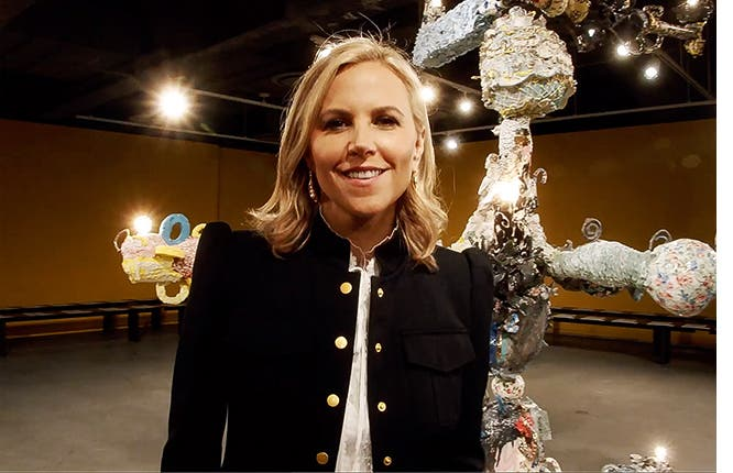 Interview with Tory Burch