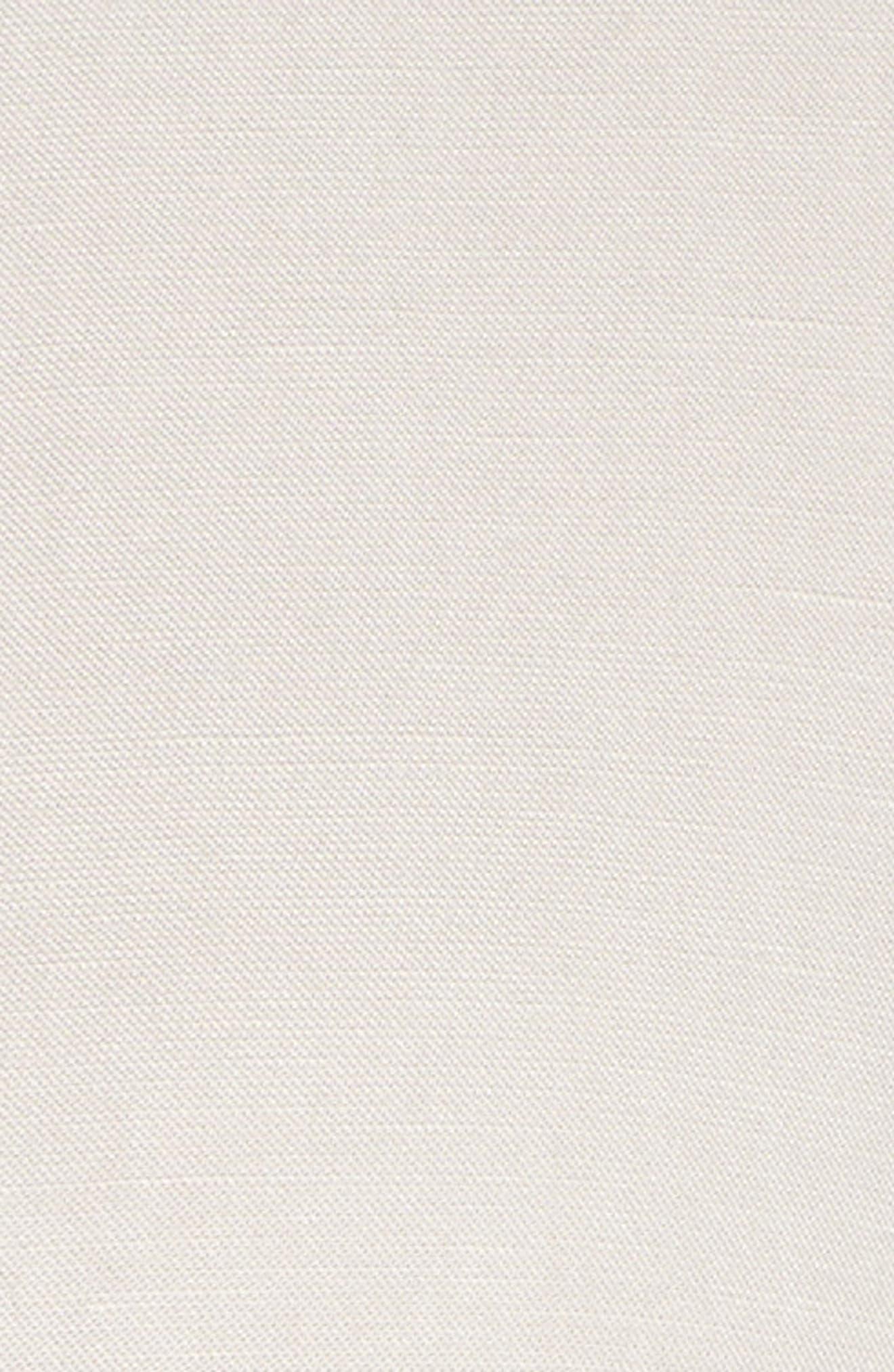 Long Tencel<sup>®</sup> Lyocell & Linen Jacket,                             Alternate thumbnail 12, color,