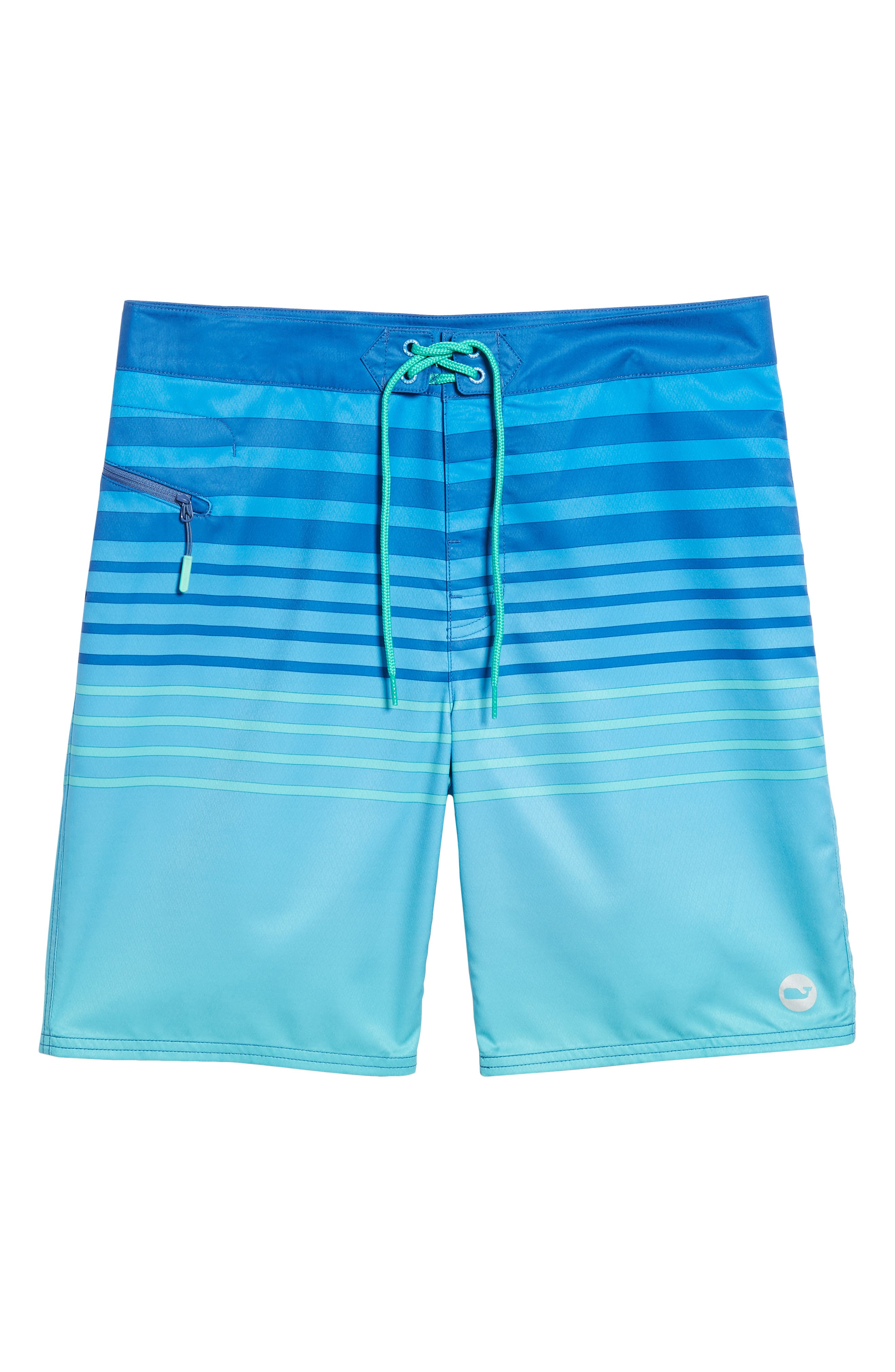 Surflodge Stripe Board Shorts,                             Alternate thumbnail 6, color,                             359
