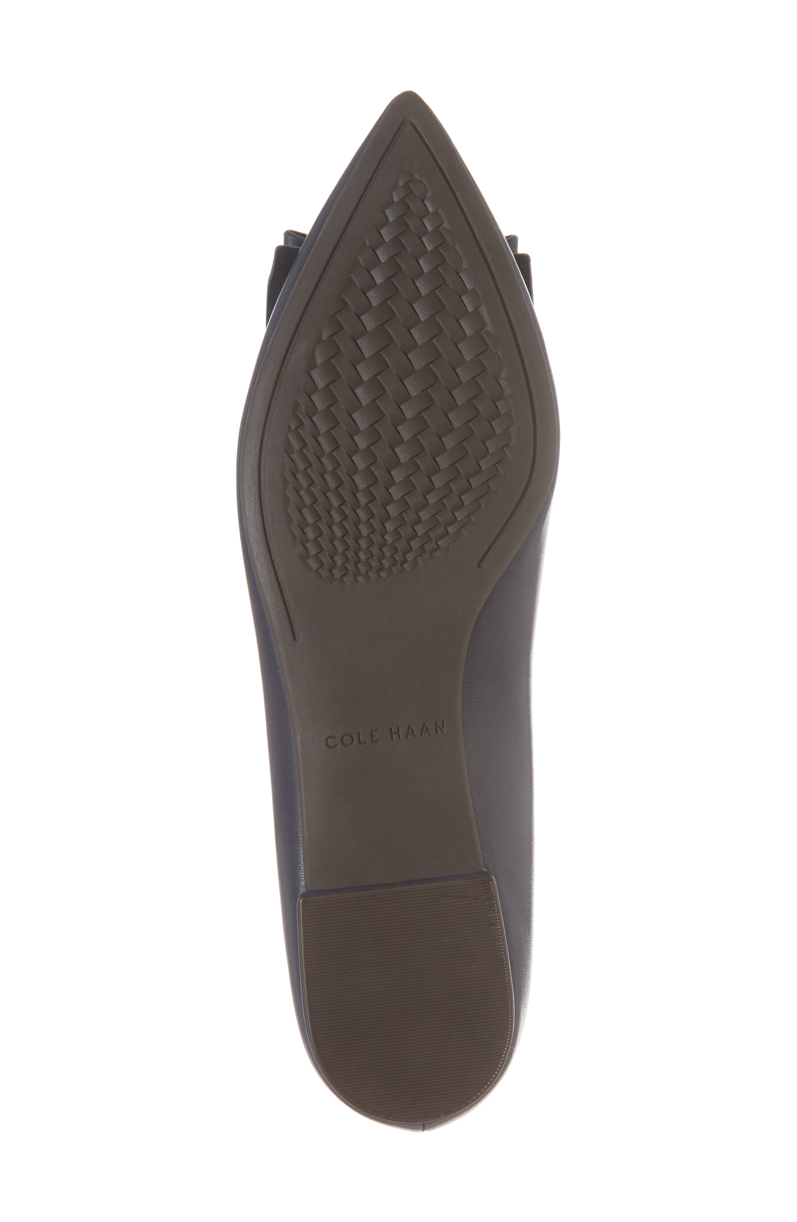 COLE HAAN,                             Tali Bow Skimmer Flat,                             Alternate thumbnail 6, color,                             400