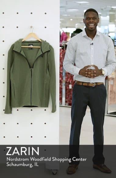 Pyrite Sweater Knit Fleece Hoodie, sales video thumbnail
