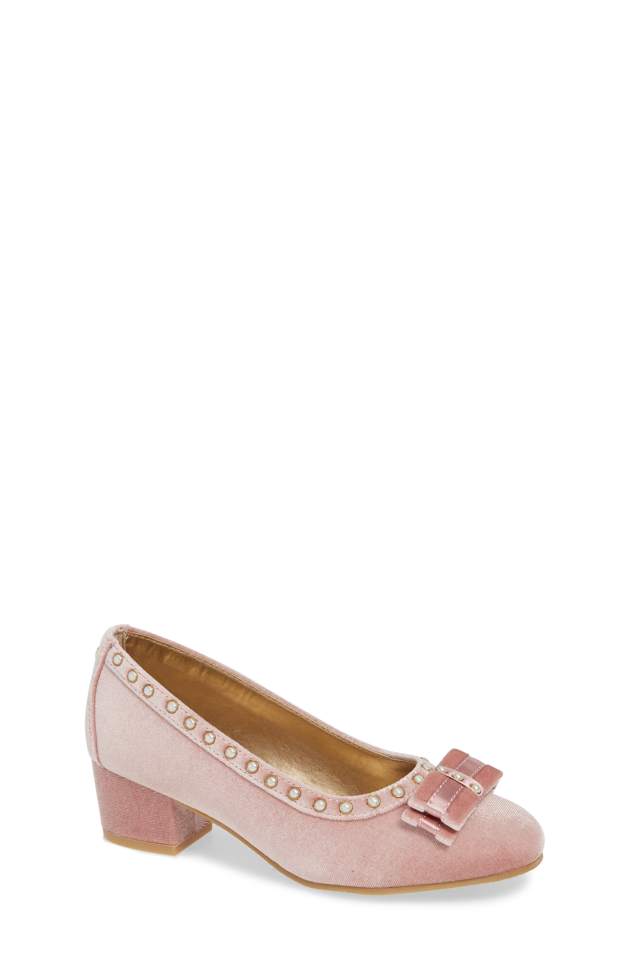 Evelyn Kammie Pump,                         Main,                         color, MELLOW ROSE