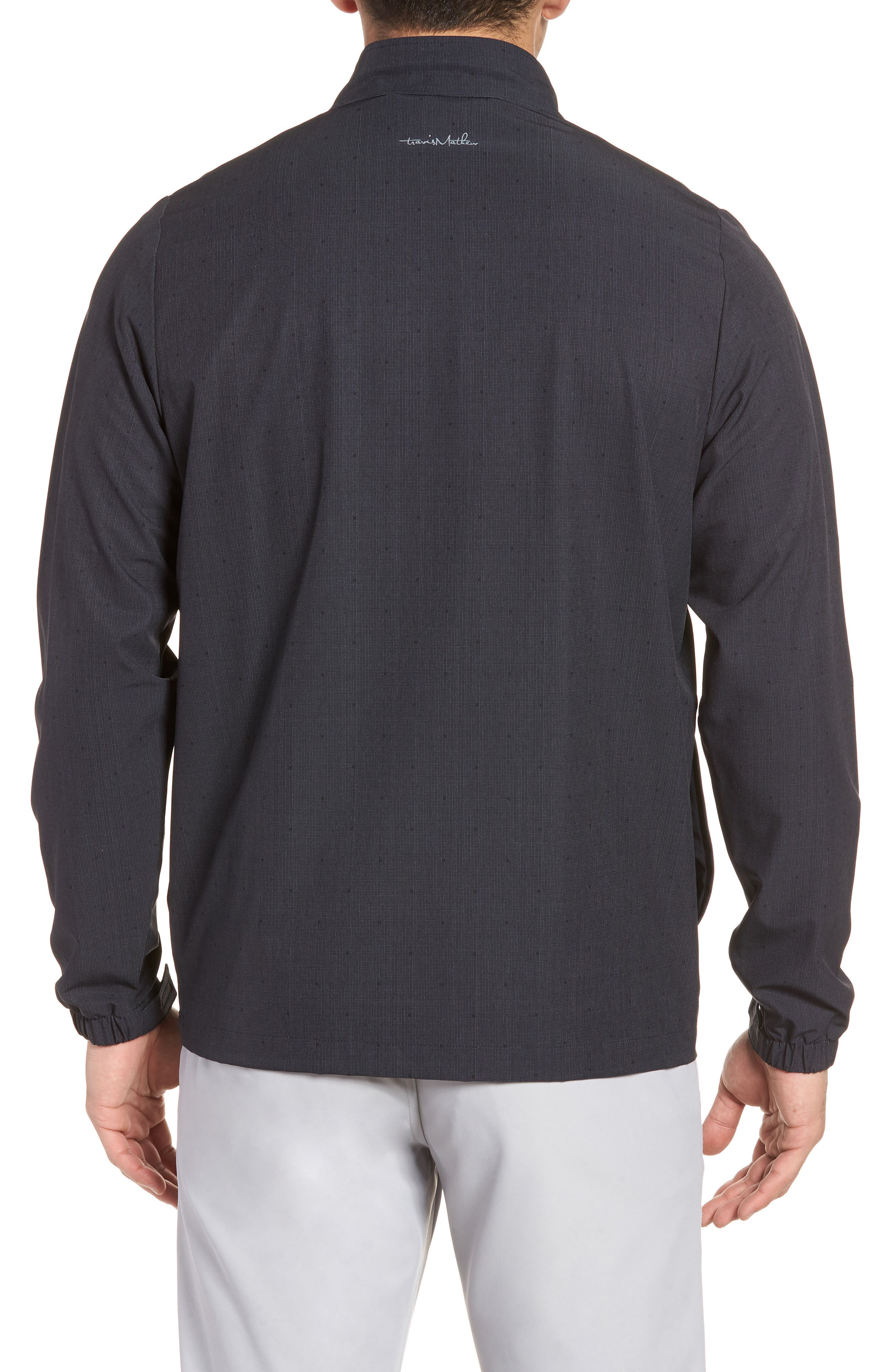 Agave Jacket,                             Alternate thumbnail 3, color,                             BLACK