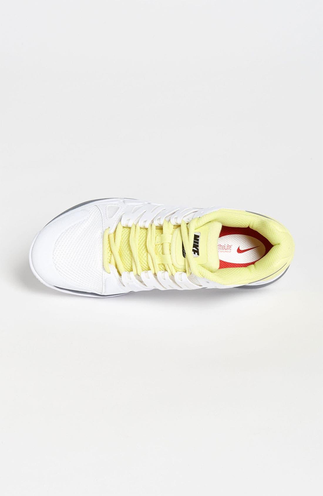 NIKE,                             'Zoom Vapor 9 Tour' Tennis Shoe,                             Alternate thumbnail 3, color,                             107
