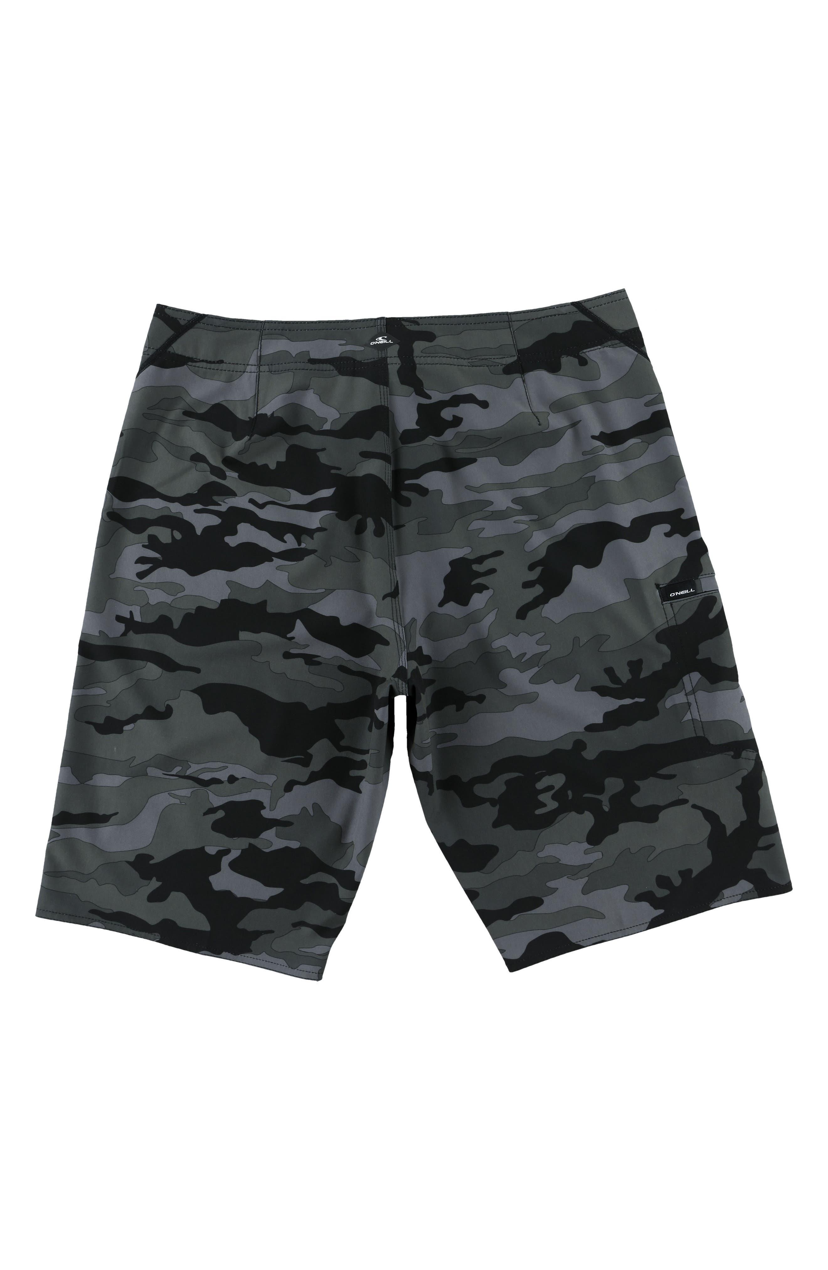 Hyperfreak S-Seam Stretch Board Shorts,                         Main,                         color,