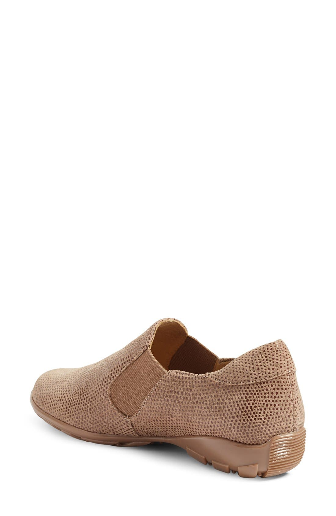 'Anemone' Loafer,                             Main thumbnail 1, color,                             TAUPE PRINT