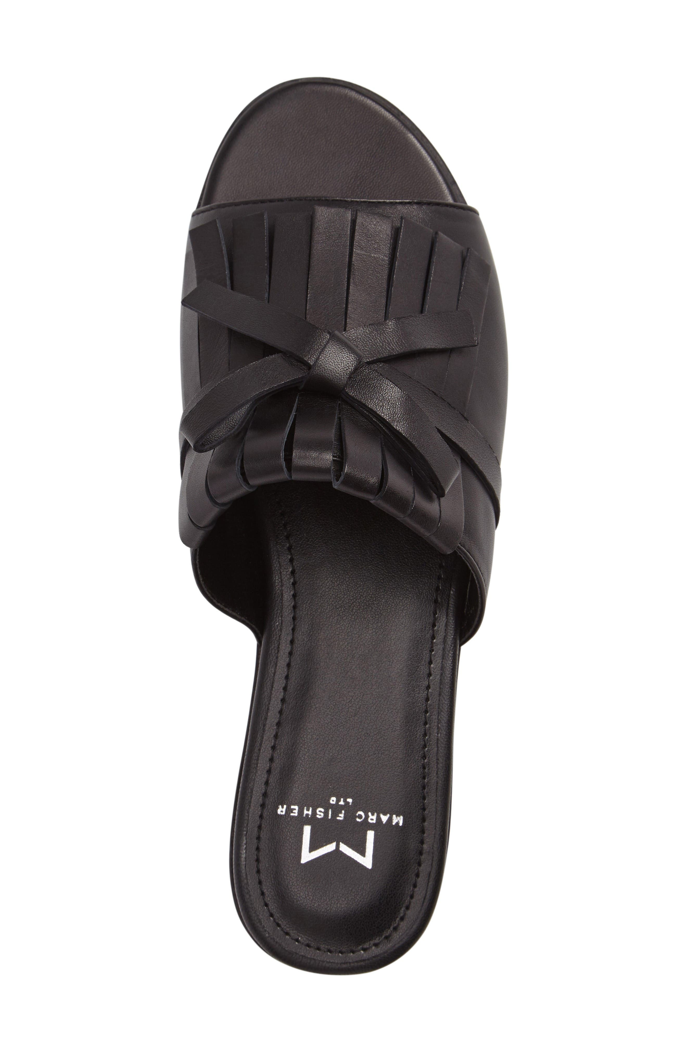Whitley Slide Sandal,                             Alternate thumbnail 8, color,                             001