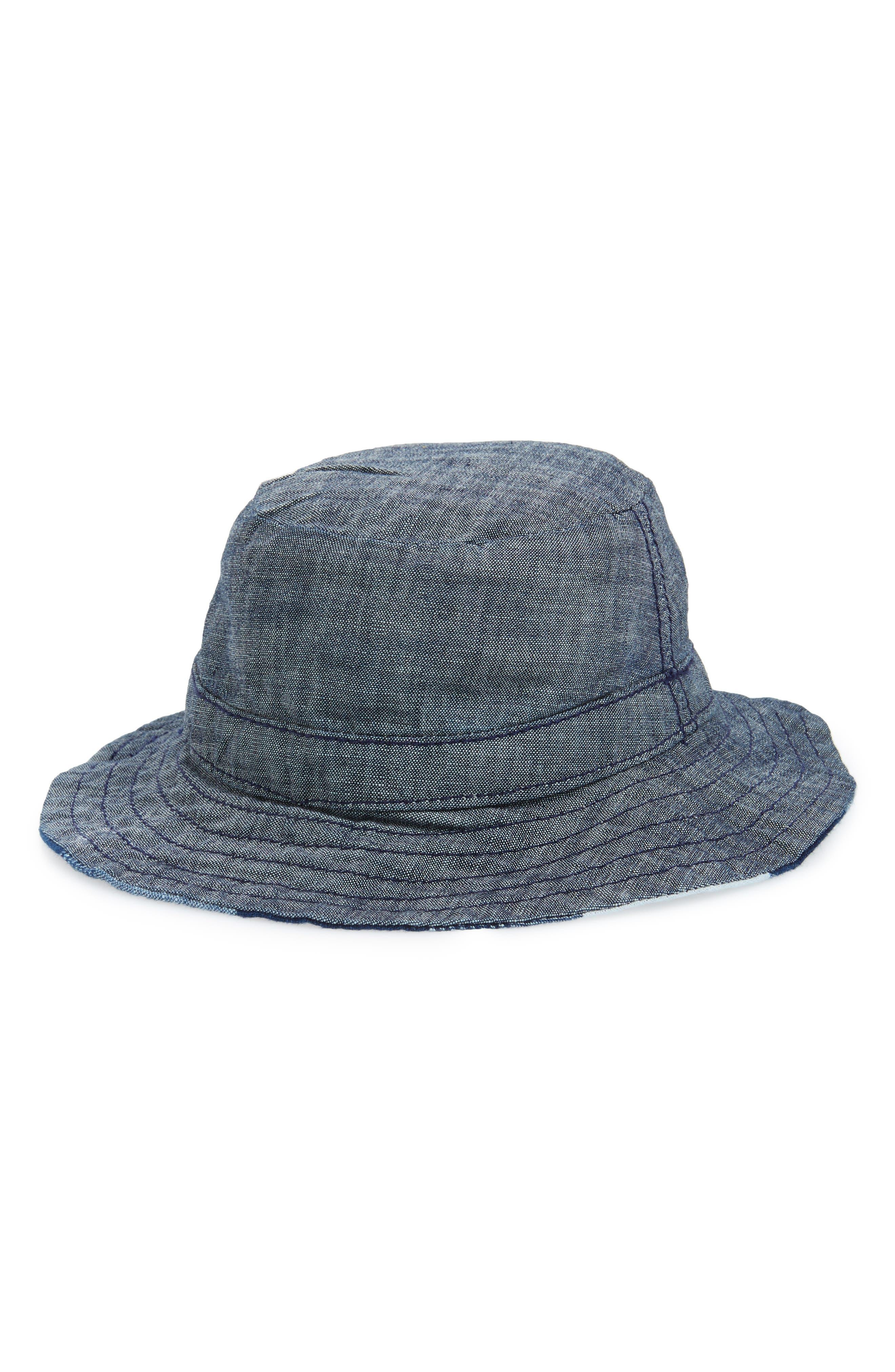 Reversible Bucket Hat,                             Alternate thumbnail 2, color,                             401