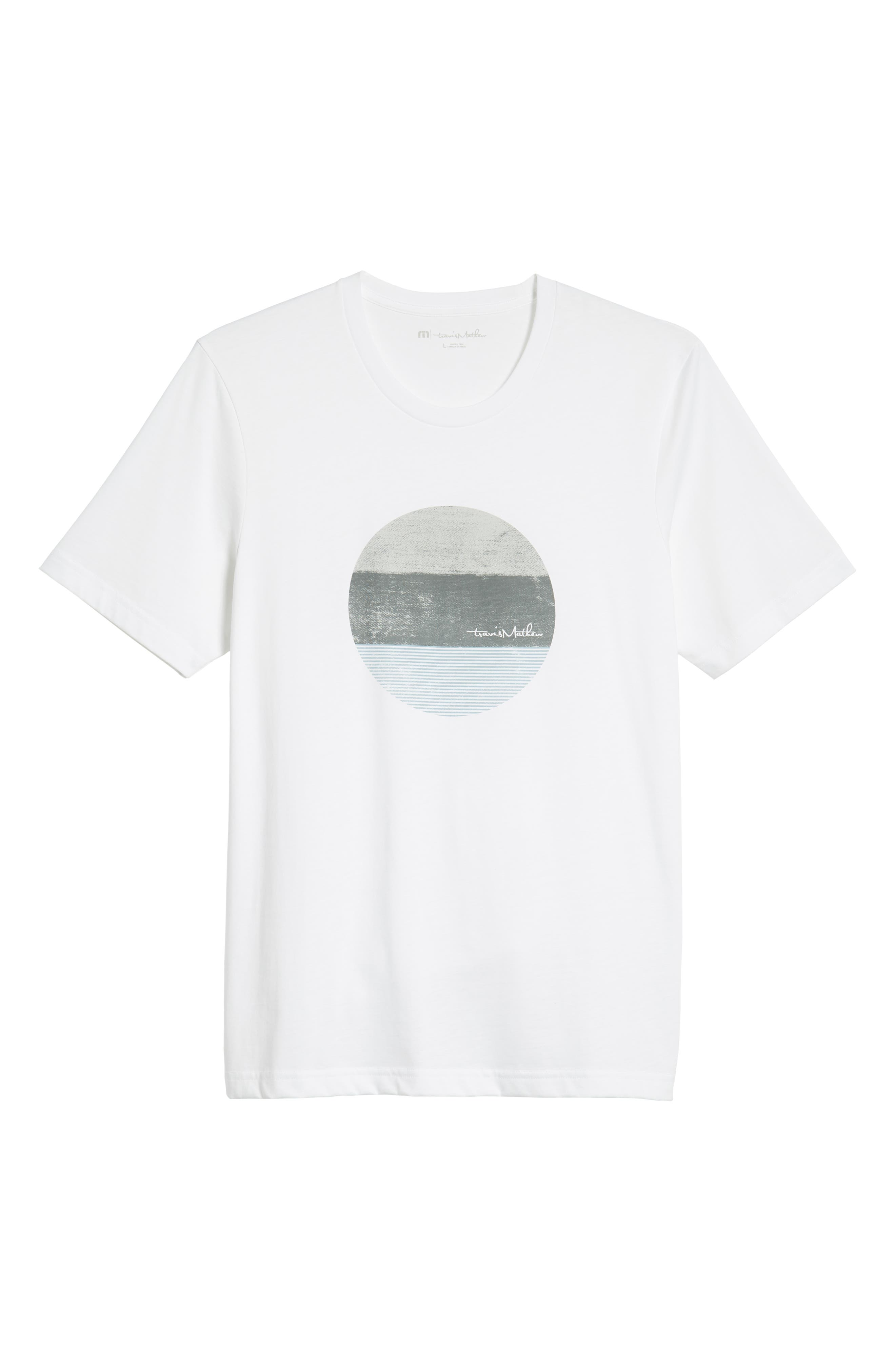 The Lumber Graphic T-Shirt,                             Alternate thumbnail 6, color,                             WHITE
