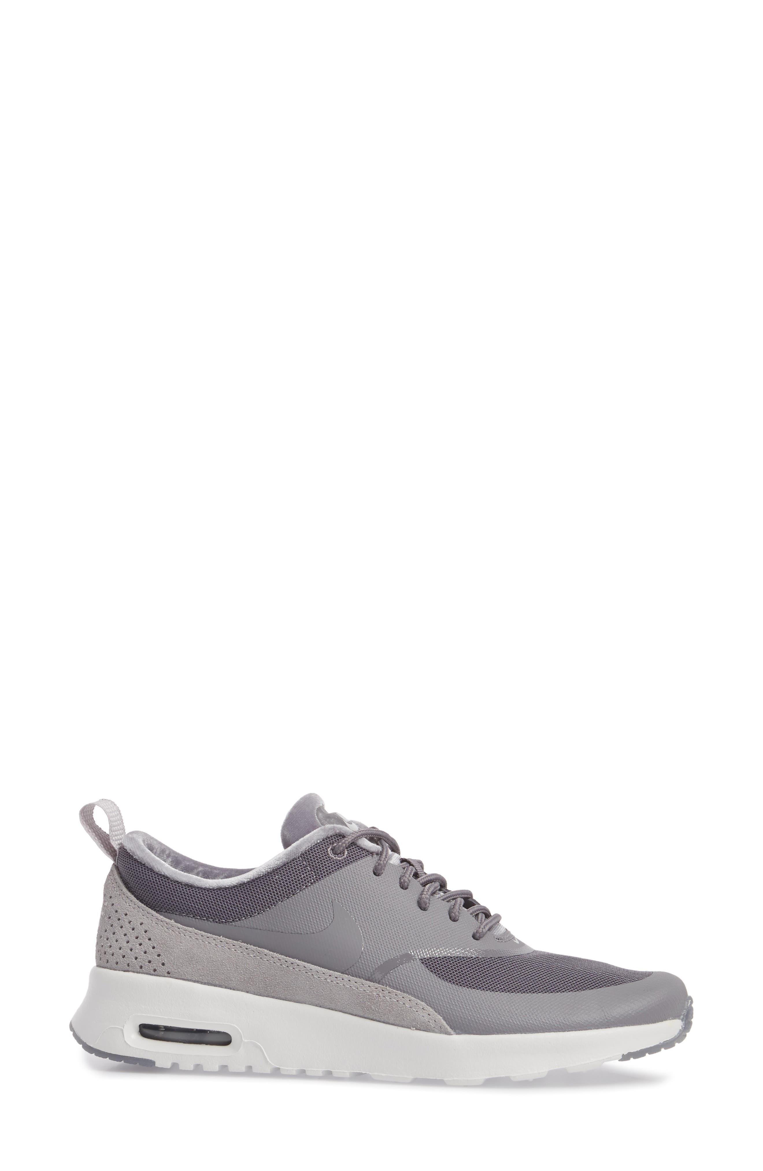 Air Max Thea LX Sneaker,                             Alternate thumbnail 3, color,                             022
