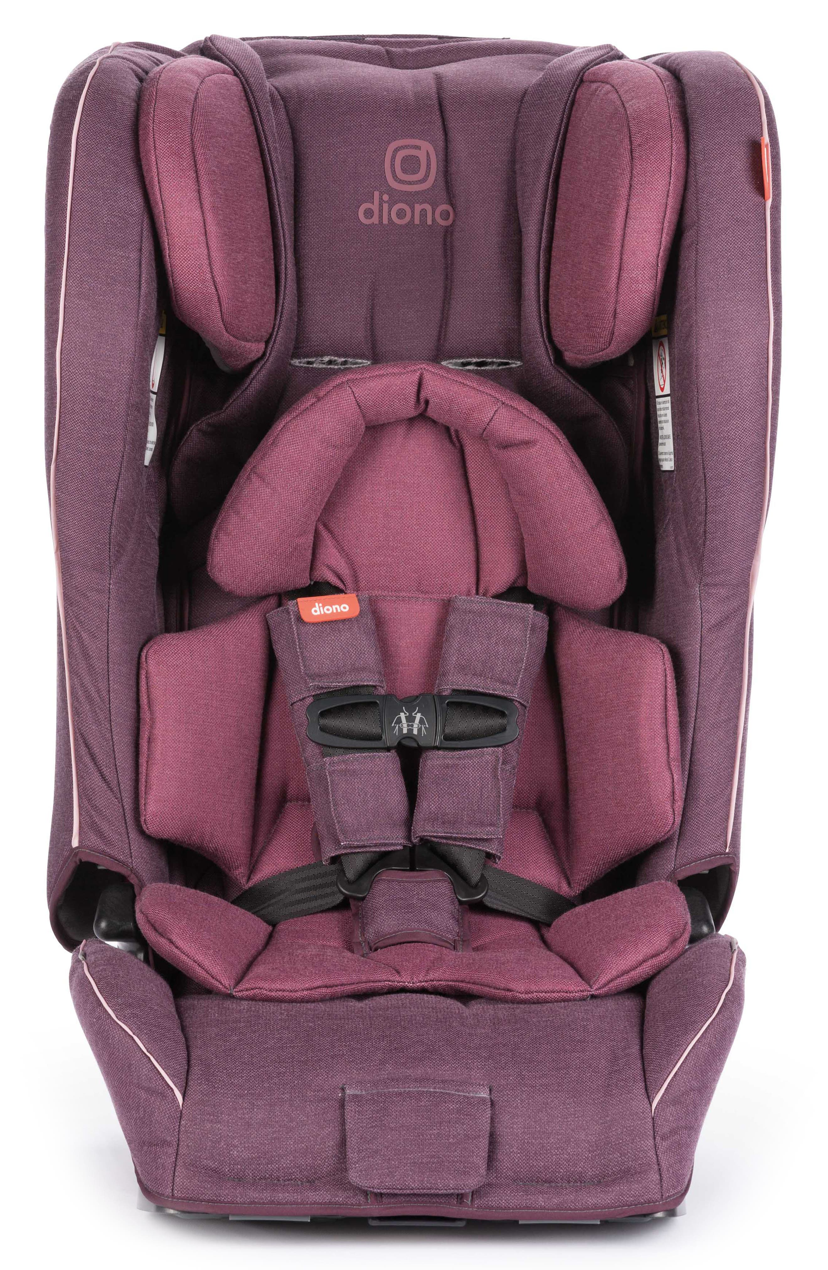 Infant Diono Rainier 2 Axt Car Seat Size One Size  Purple