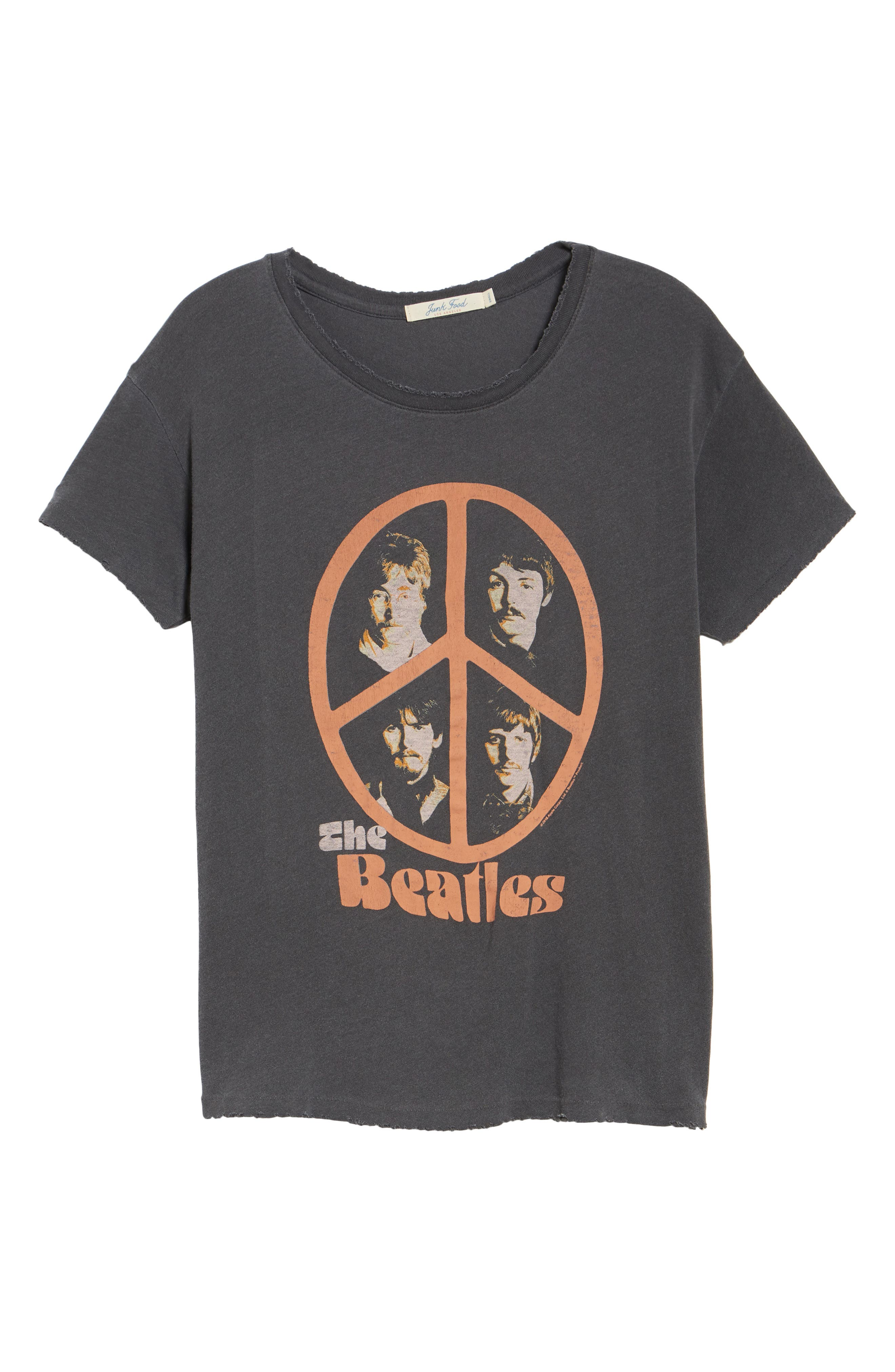 The Beatles Tee,                             Alternate thumbnail 7, color,                             005