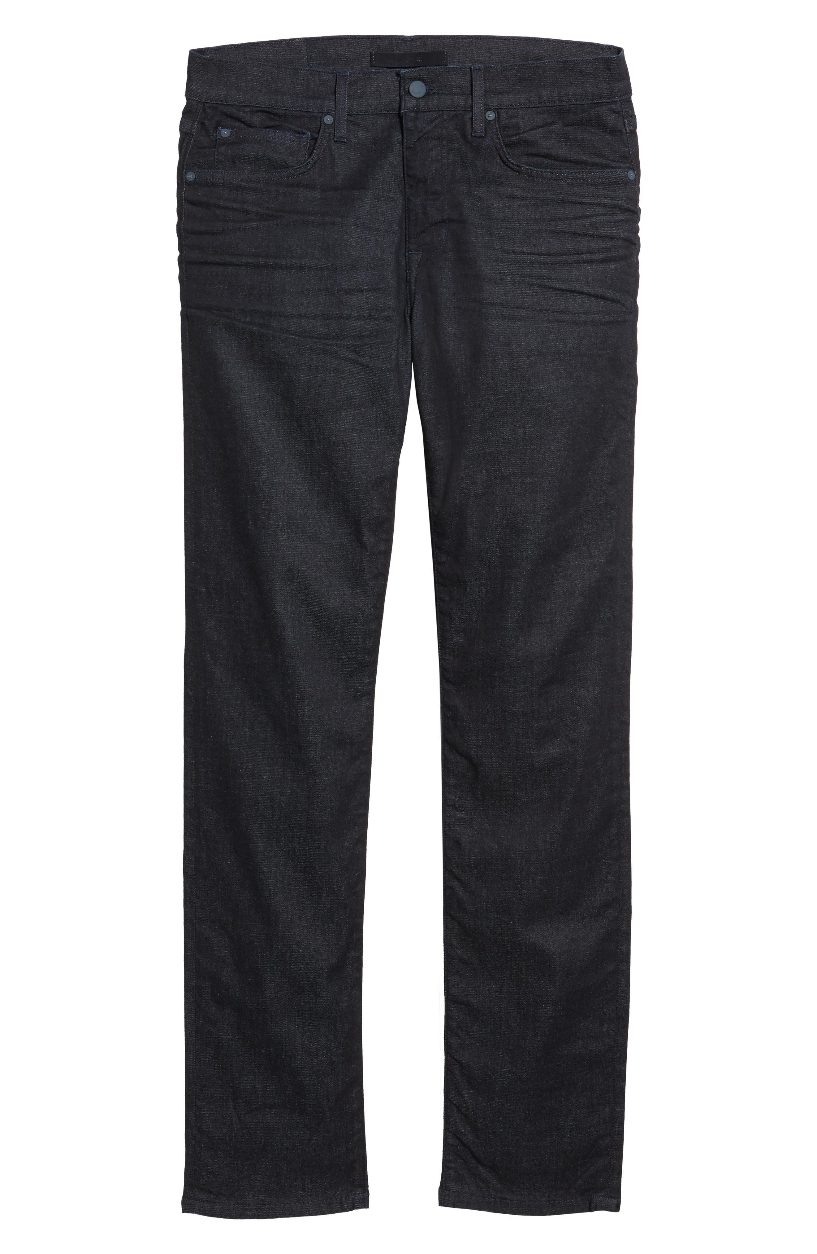 Brixton Slim Straight Fit Jeans,                             Alternate thumbnail 6, color,