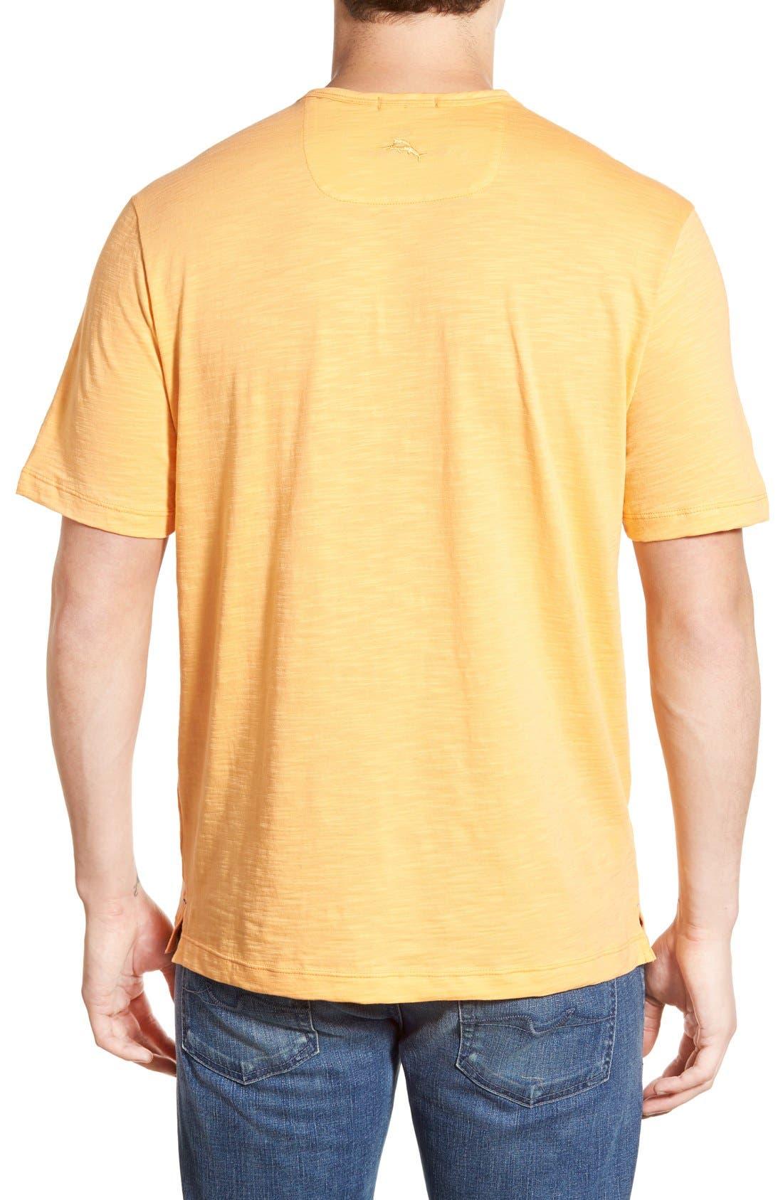 'Portside Player' Pima Cotton T-Shirt,                             Alternate thumbnail 29, color,