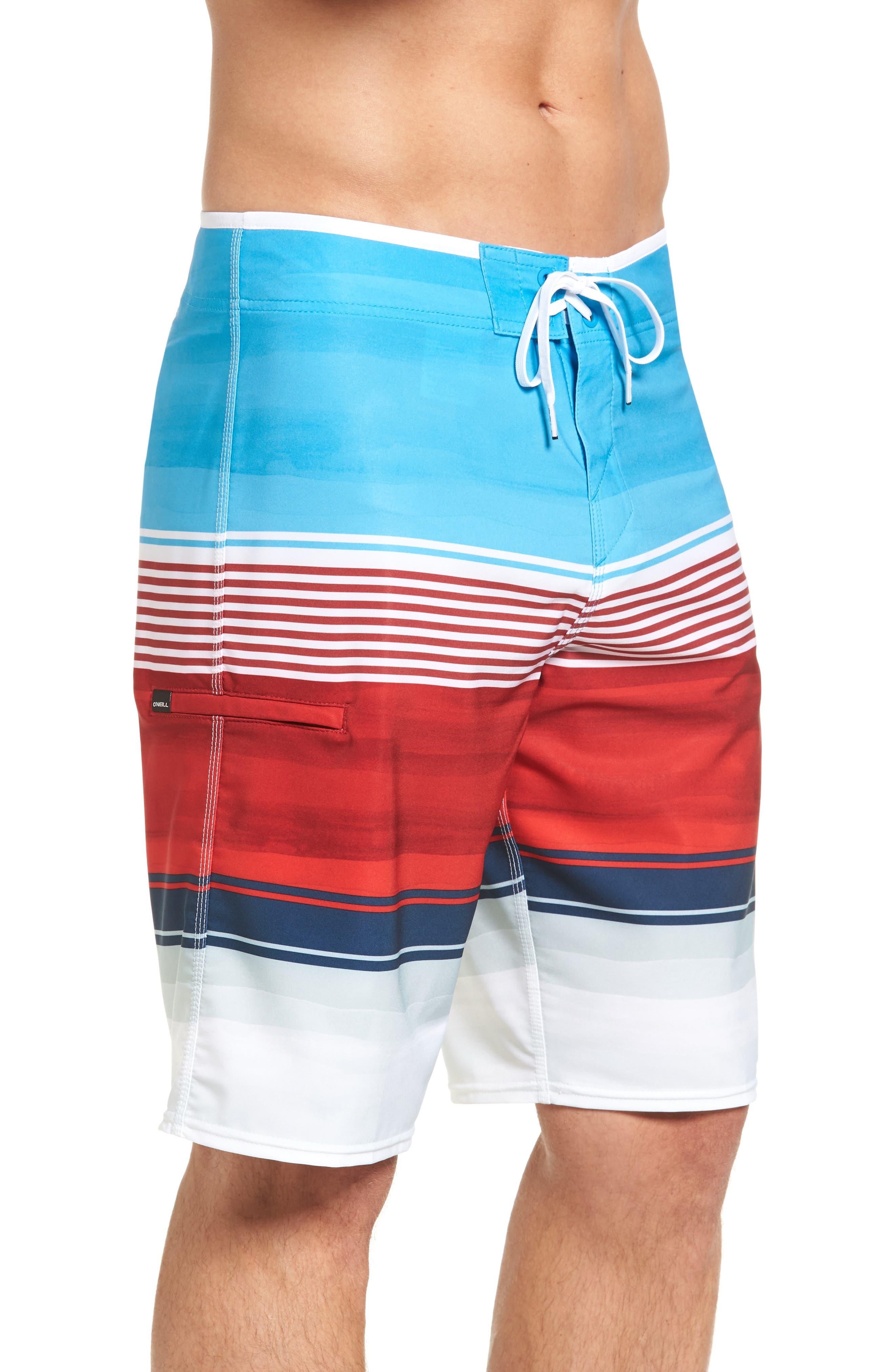 Hyperfreak Heist Board Shorts,                             Alternate thumbnail 23, color,