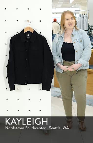 Motac-X Moto Uni Slim Cotton Denim Jacket, sales video thumbnail
