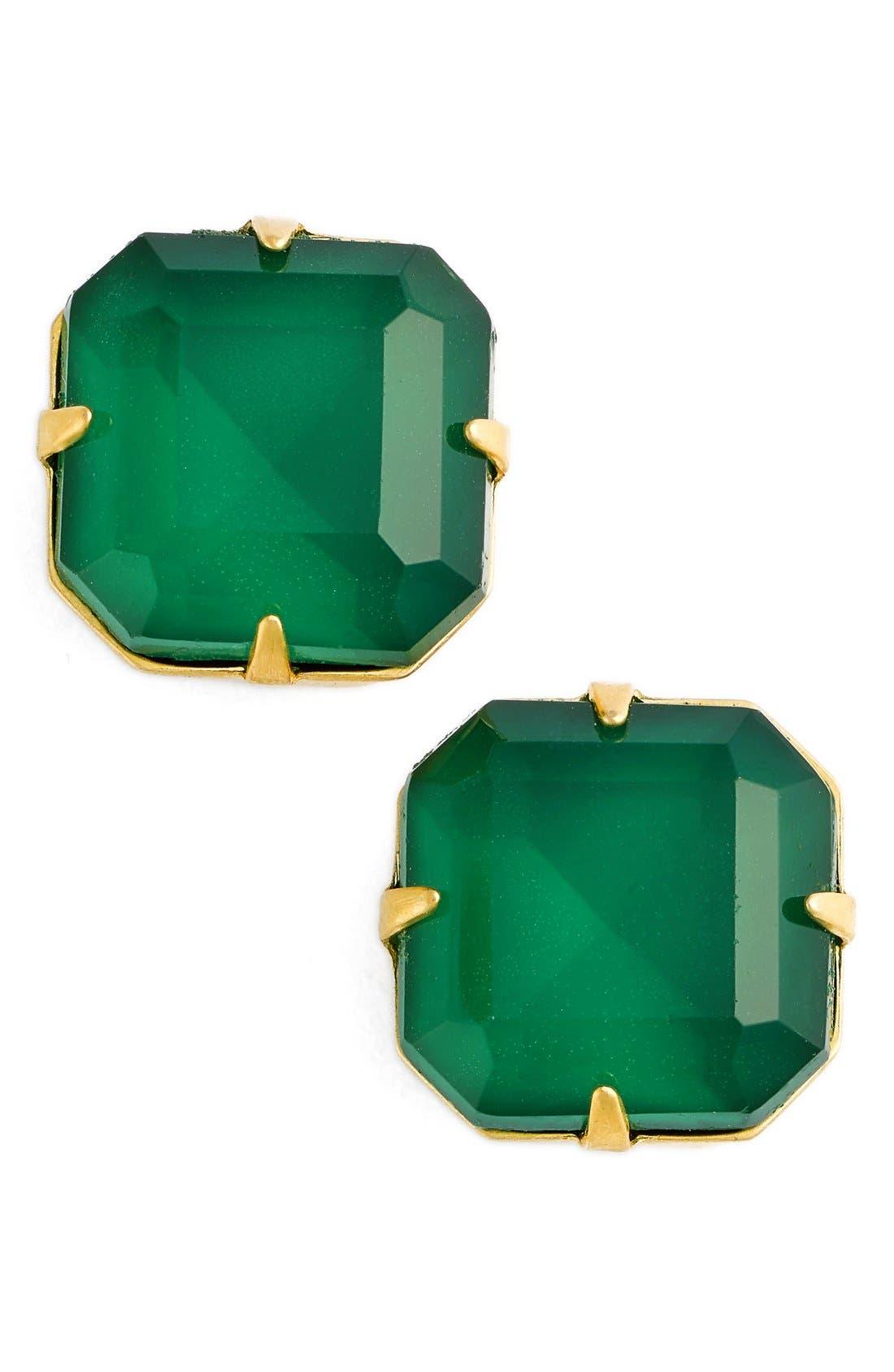 'Sophia' Stud Earrings,                             Main thumbnail 9, color,