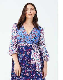Plus-size new arrivals.