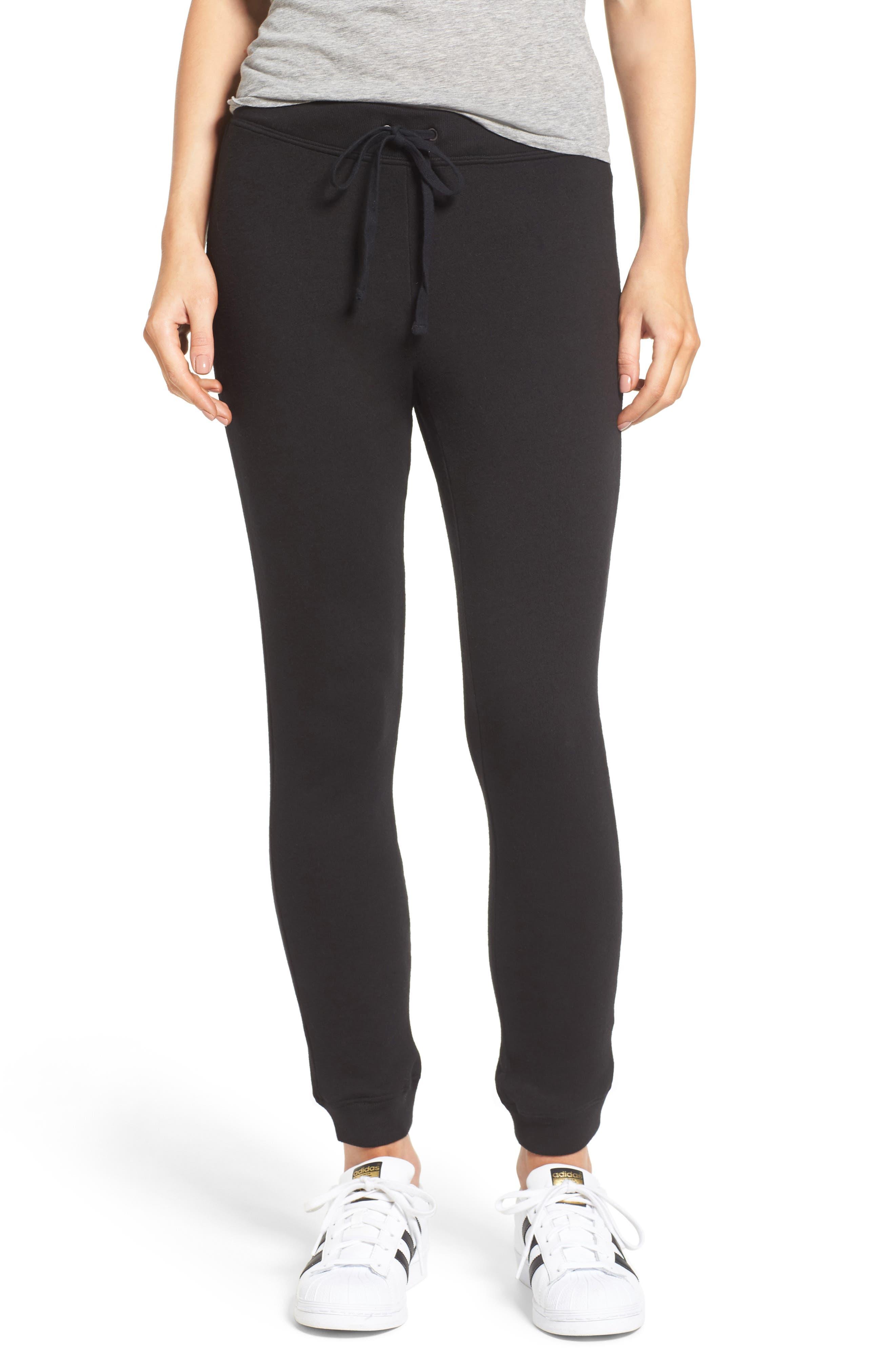 Betsee Distressed Jogger Pants,                         Main,                         color, 001