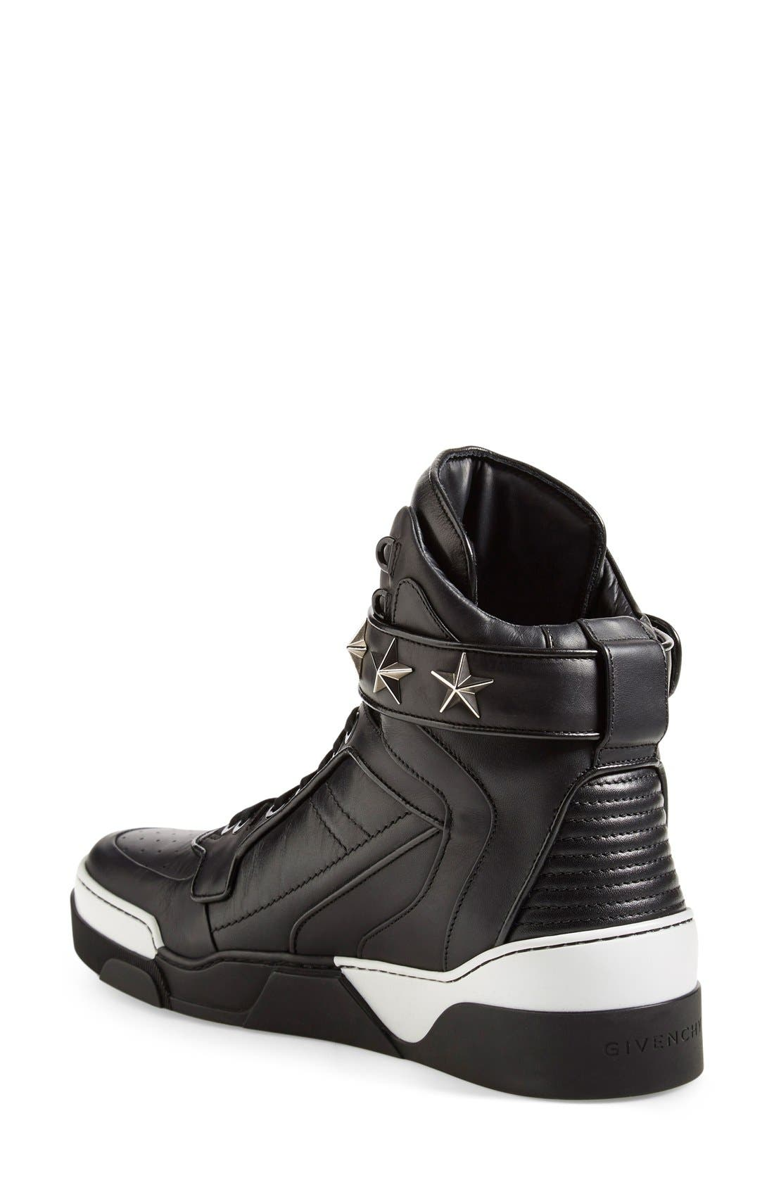 'Tyson' High Top Sneaker,                             Alternate thumbnail 10, color,