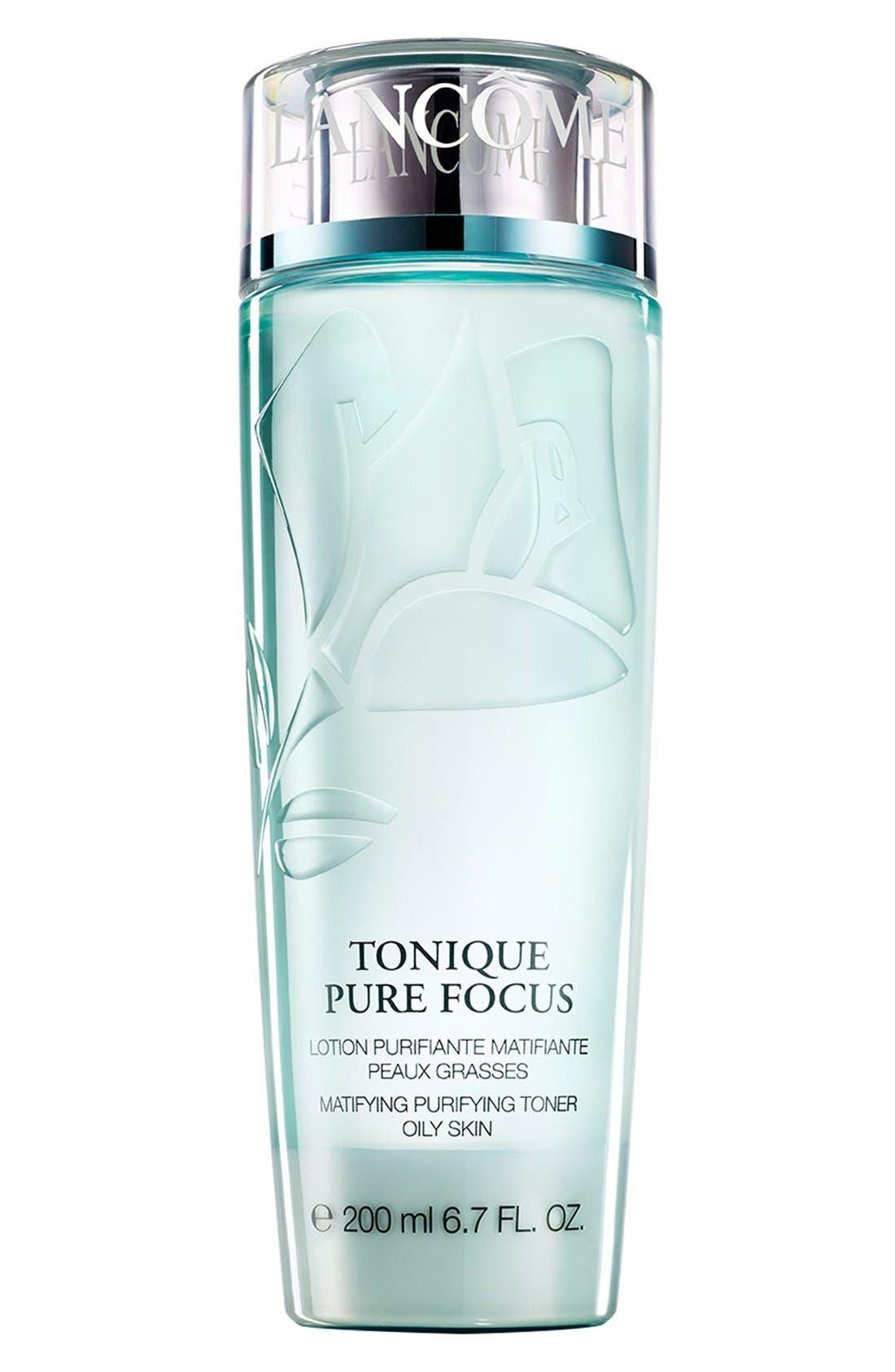 Tonique Pure Focus Mattifying Toner,                             Main thumbnail 1, color,                             000