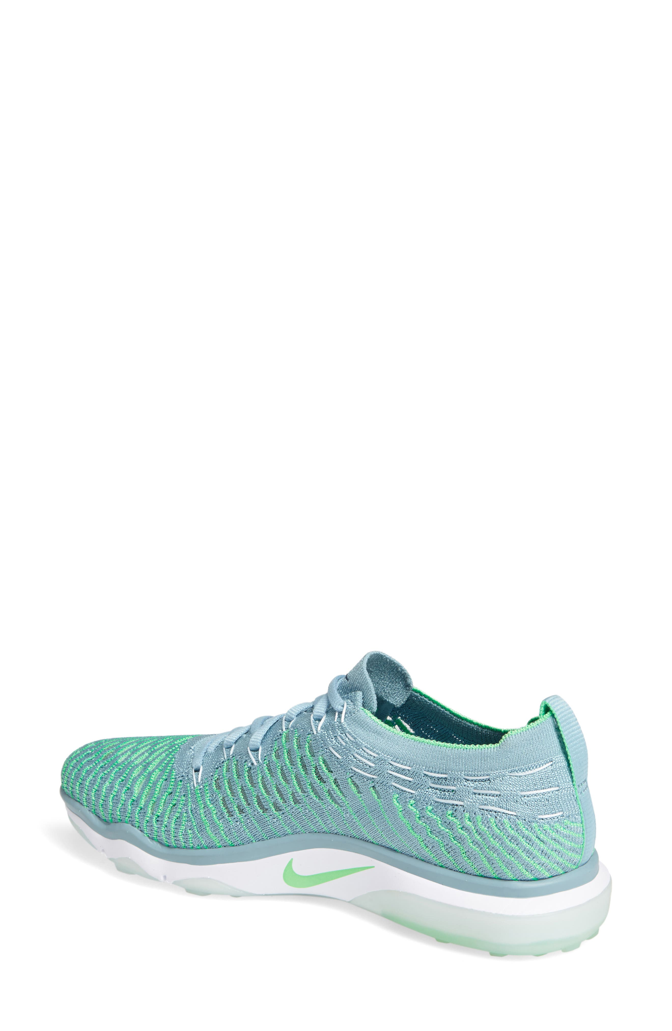 Air Zoom Fearless Flyknit Training Shoe,                             Alternate thumbnail 21, color,