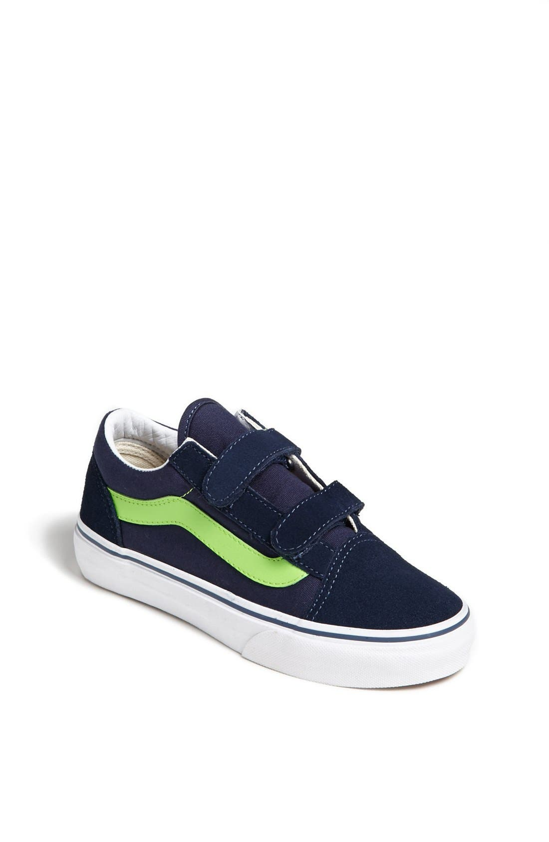 'Old Skool V' Skate Sneaker, Main, color, 400