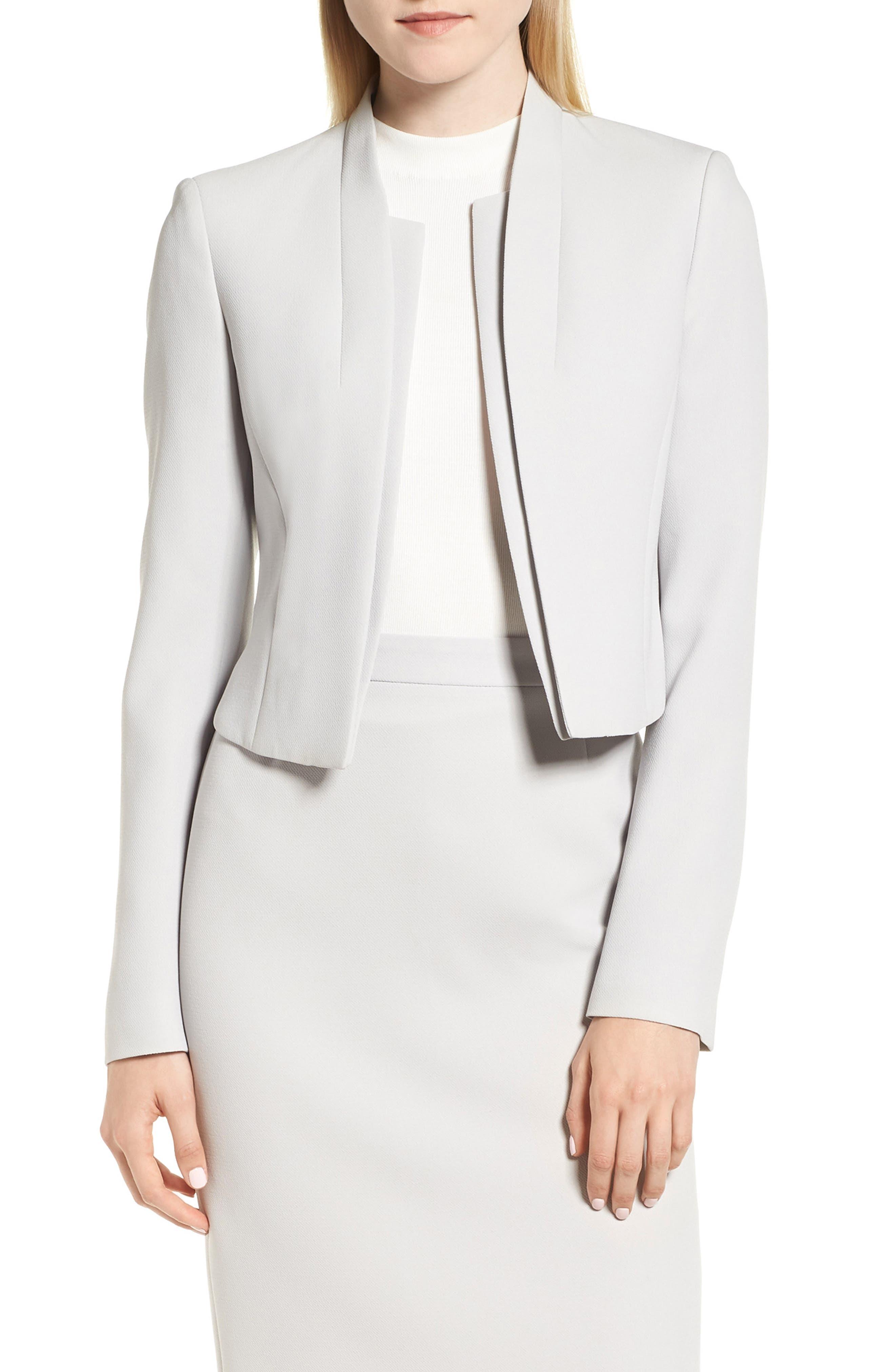 Jasika Crop Suit Jacket,                         Main,                         color, 021