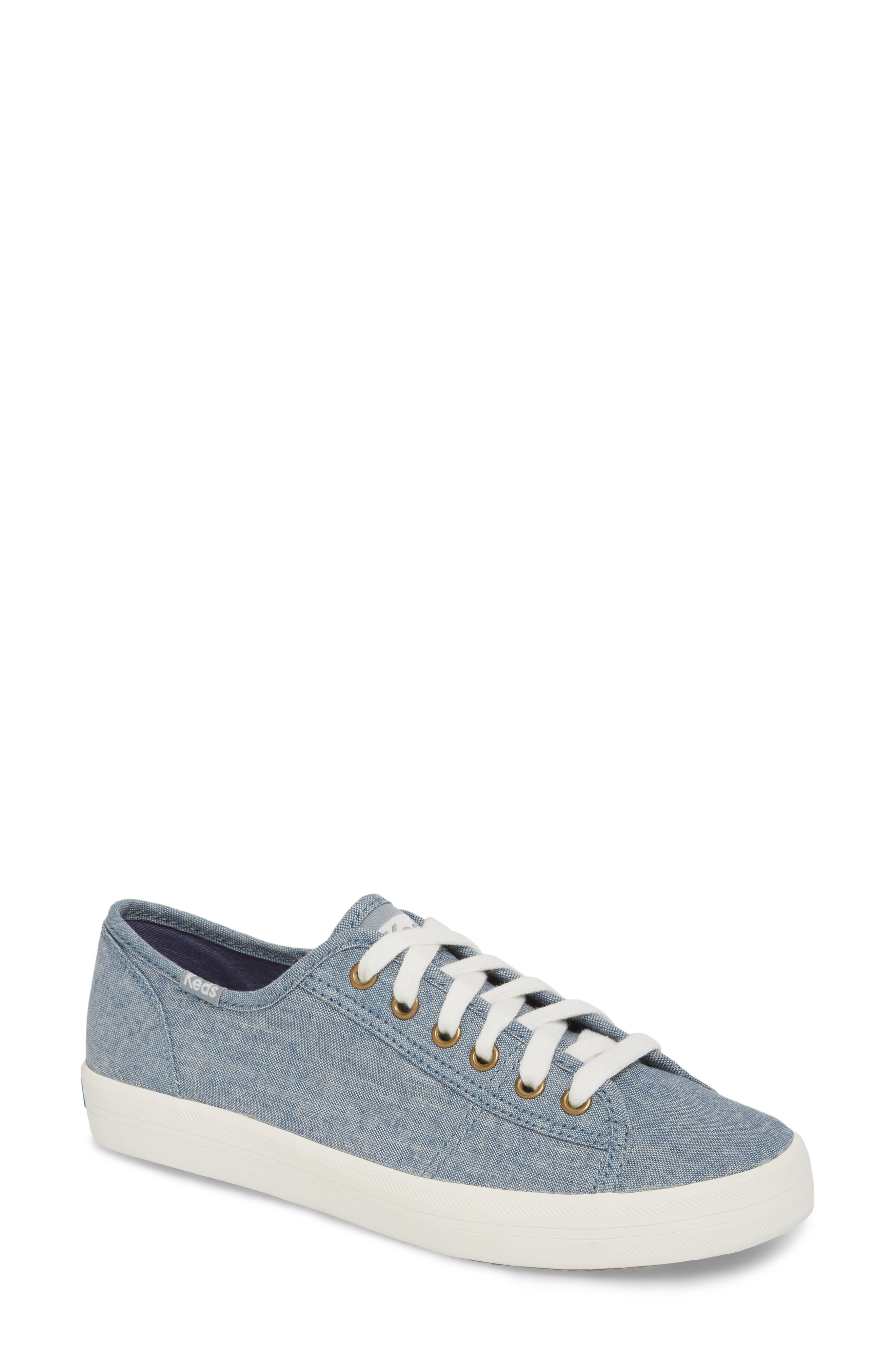 Kickstart Seasonal Solid Sneaker,                             Main thumbnail 1, color,                             400