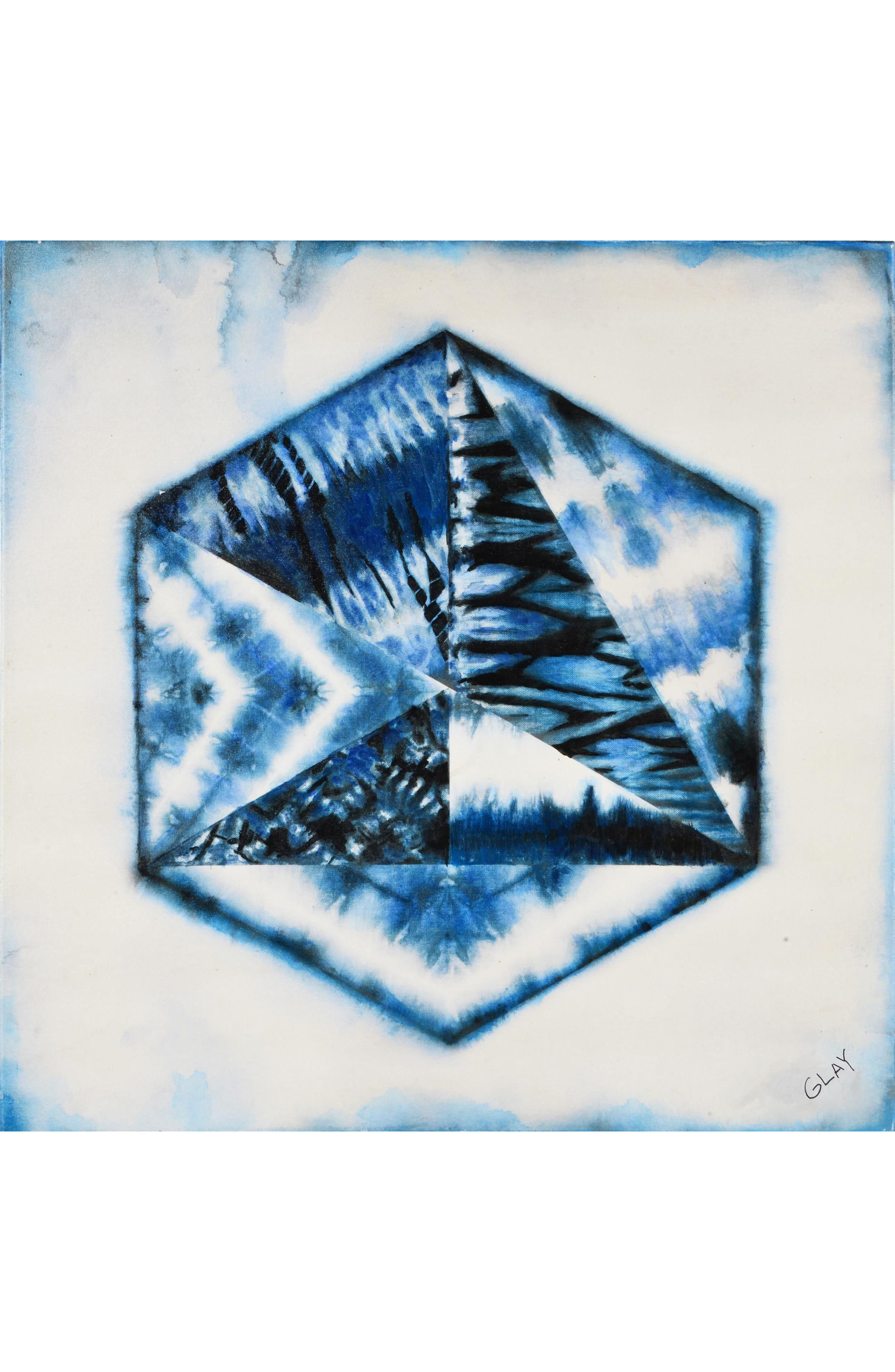 Snowlight Canvas Wall Art,                             Main thumbnail 1, color,                             400