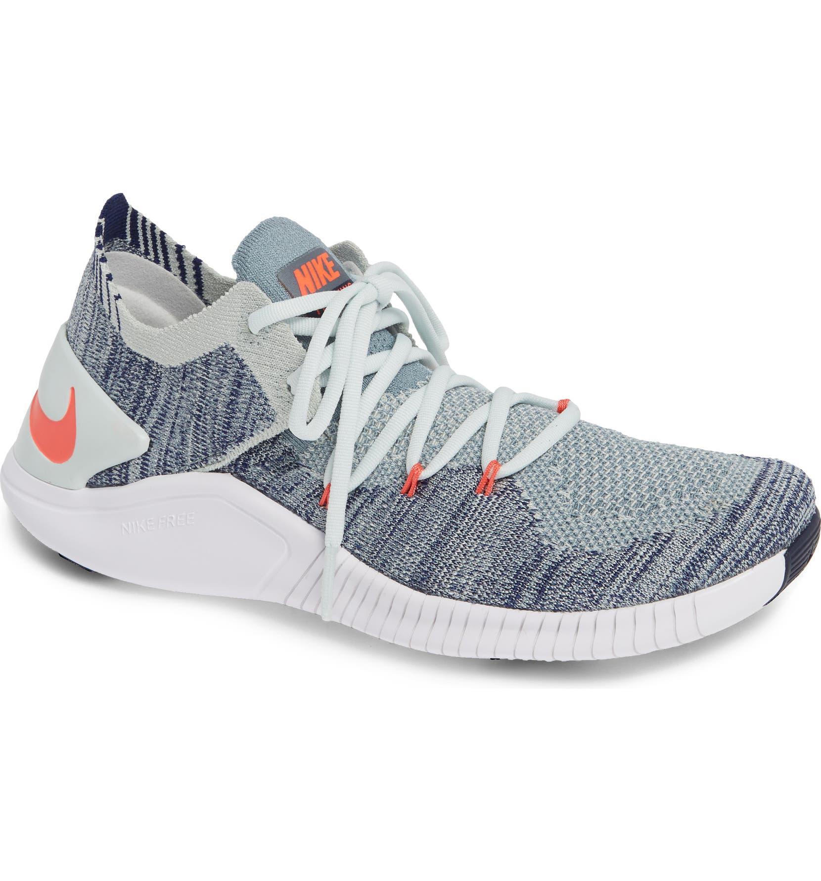 premium selection 8b3b1 1a760 Nike Free TR Flyknit 3 Training Shoe (Women)   Nordstrom