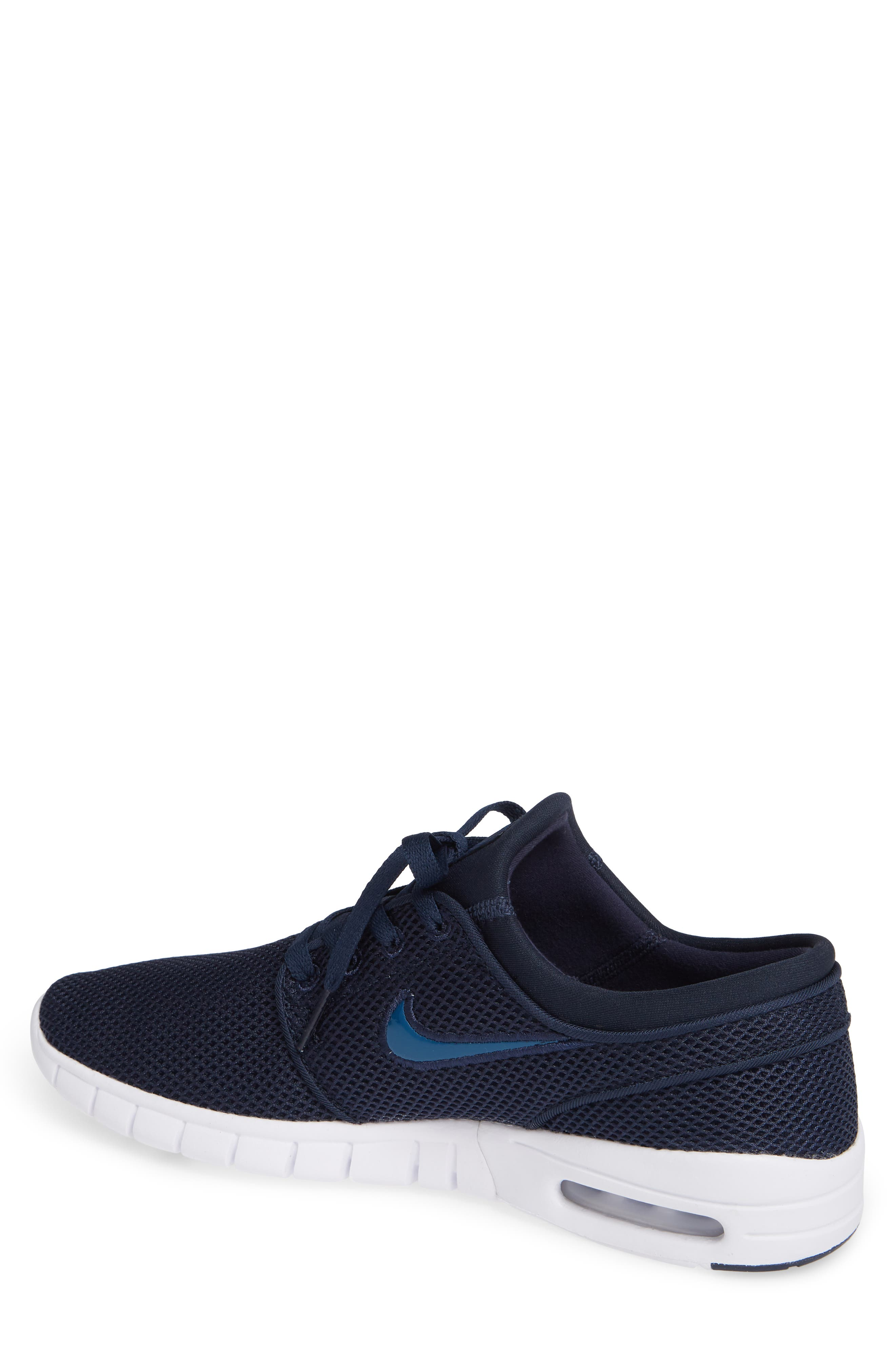 'Stefan Janoski - Max SB' Skate Shoe,                             Alternate thumbnail 2, color,                             407