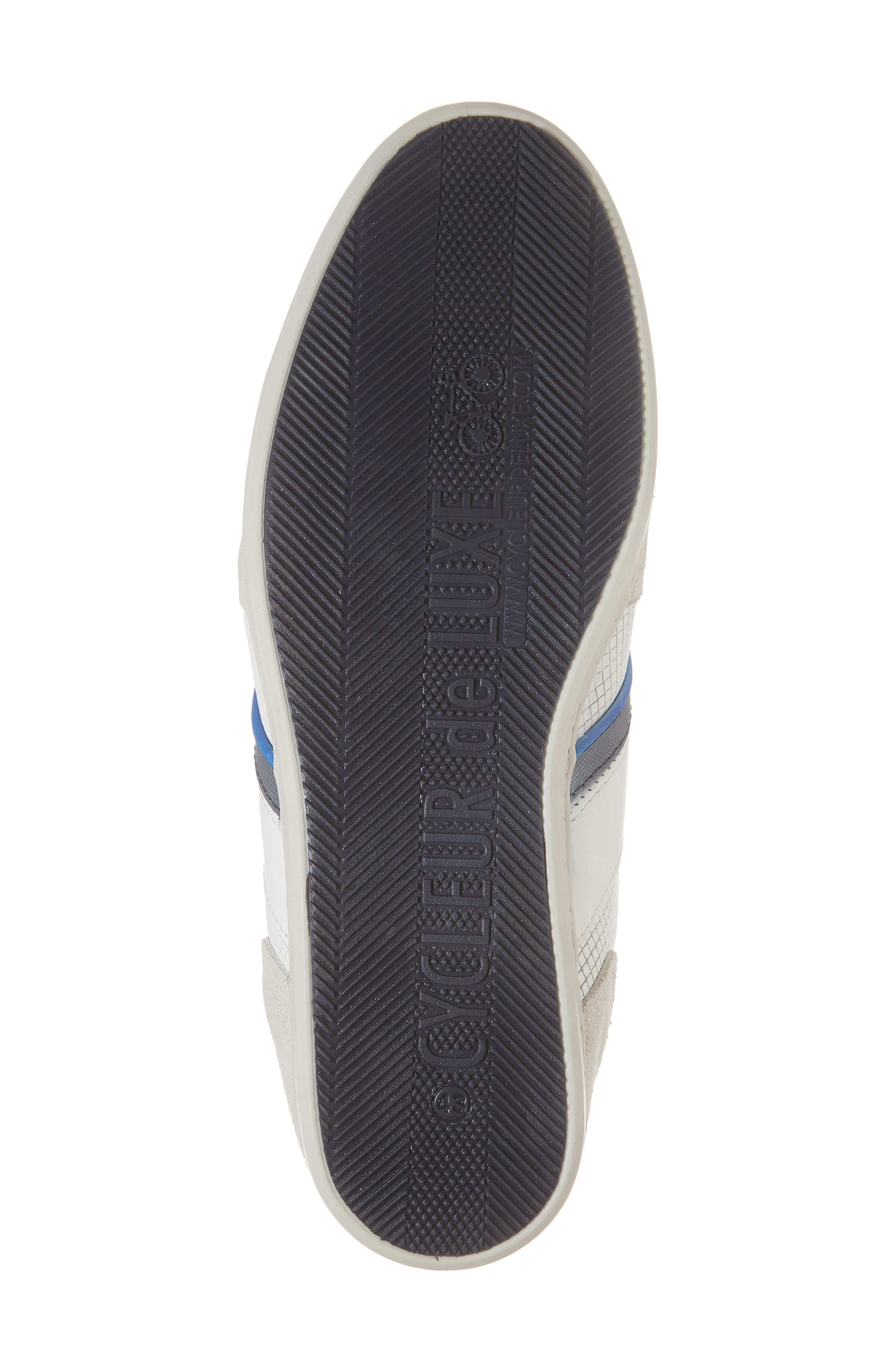 Bahamas Low Top Sneaker,                             Alternate thumbnail 6, color,                             100