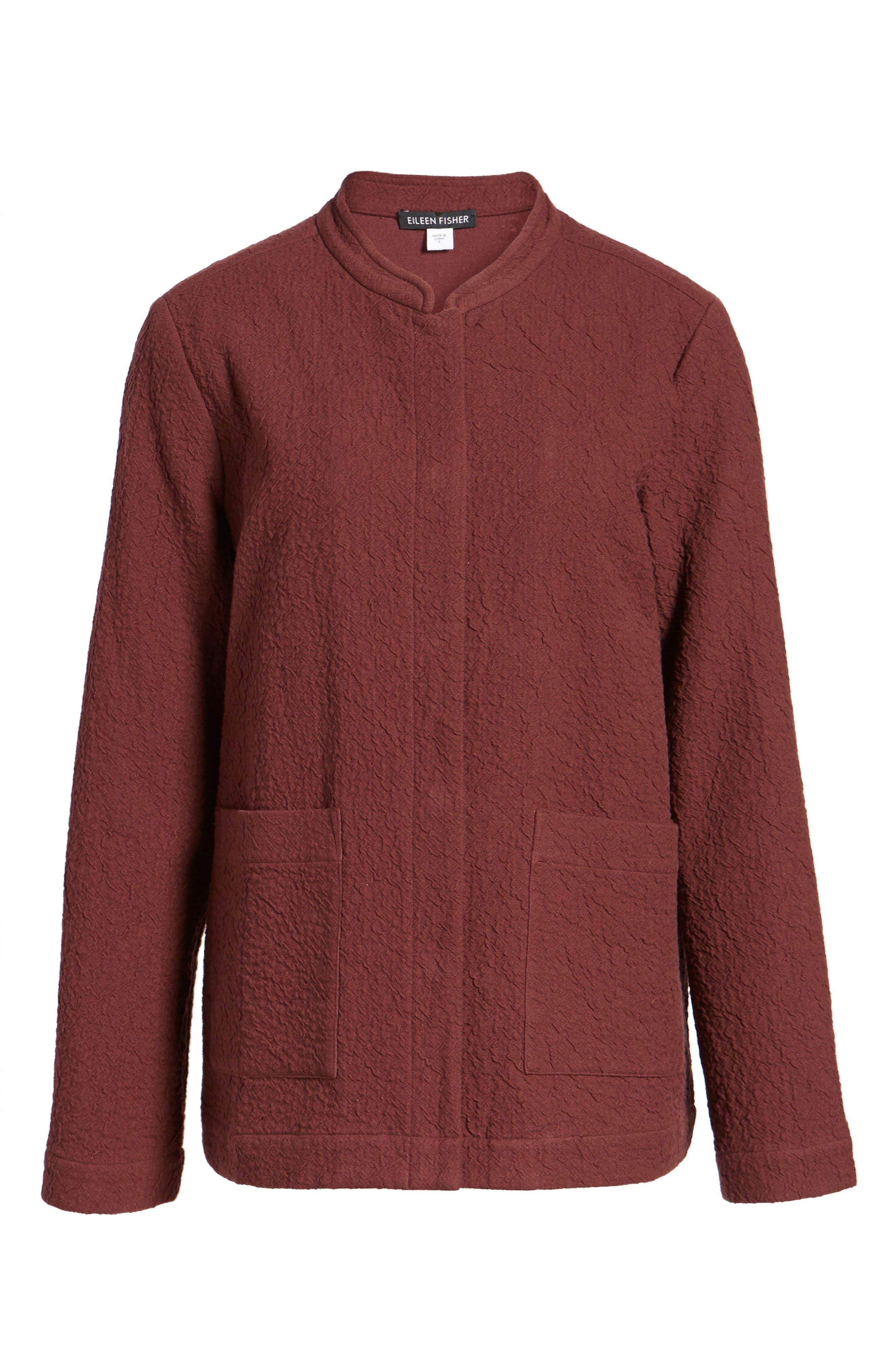 Organic Cotton Jacket,                             Alternate thumbnail 5, color,                             623