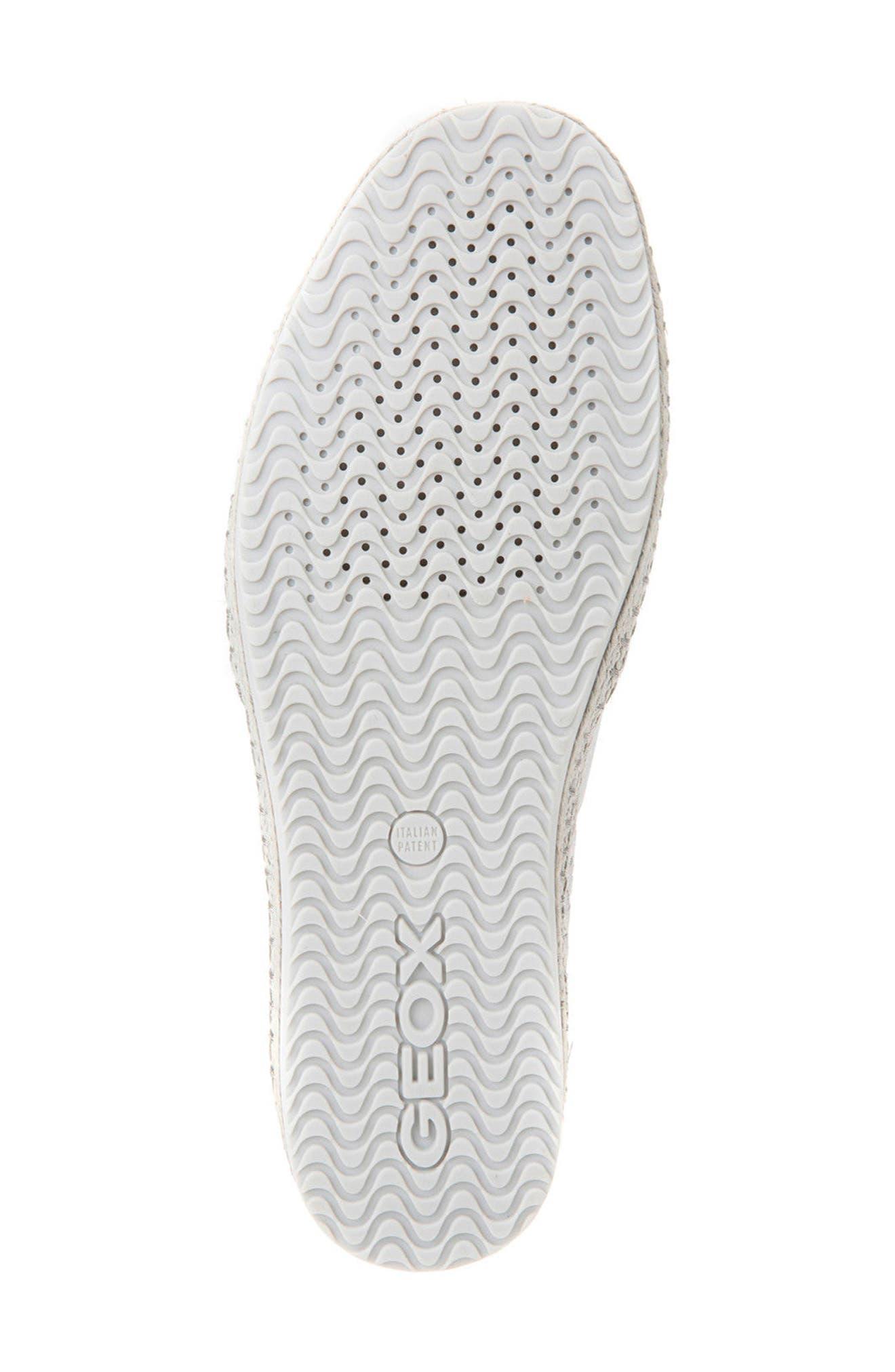 Copacaban 10 Woven Slip-On Sneaker,                             Alternate thumbnail 6, color,                             050