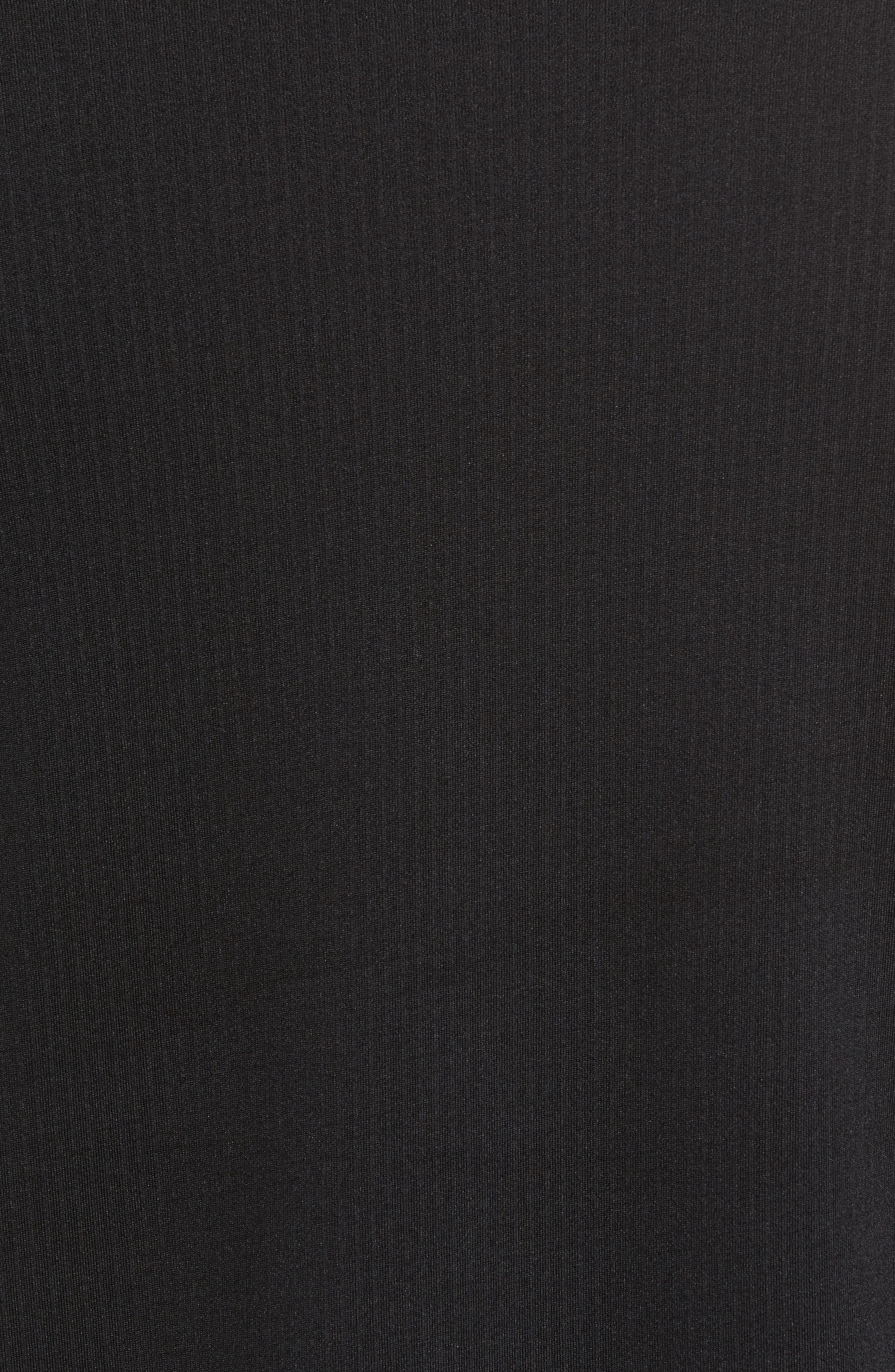 Capilene Midweight Base Layer T-Shirt,                             Alternate thumbnail 5, color,                             001