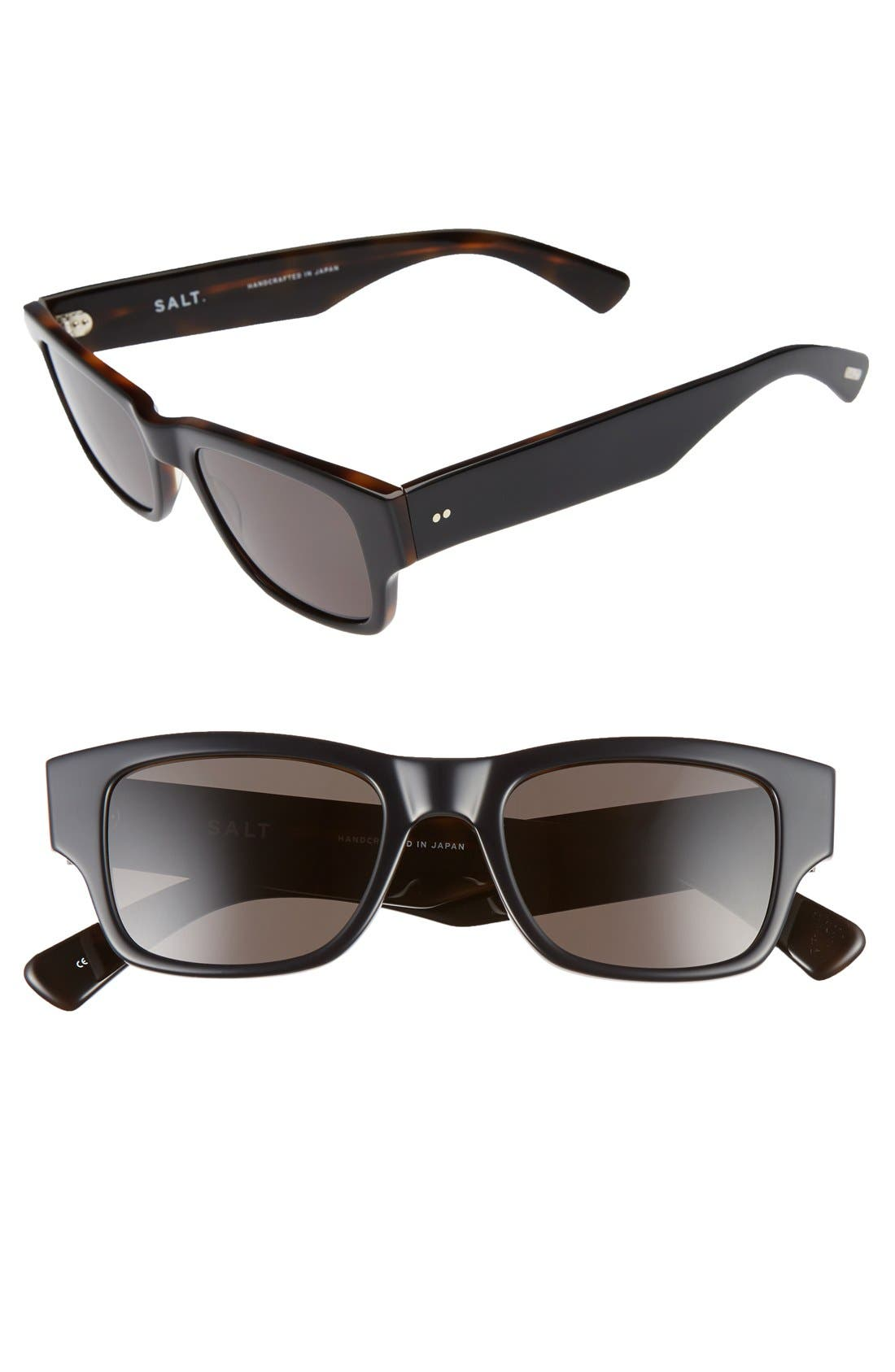Nielsen 51mm Polarized Sunglasses,                             Alternate thumbnail 3, color,                             005