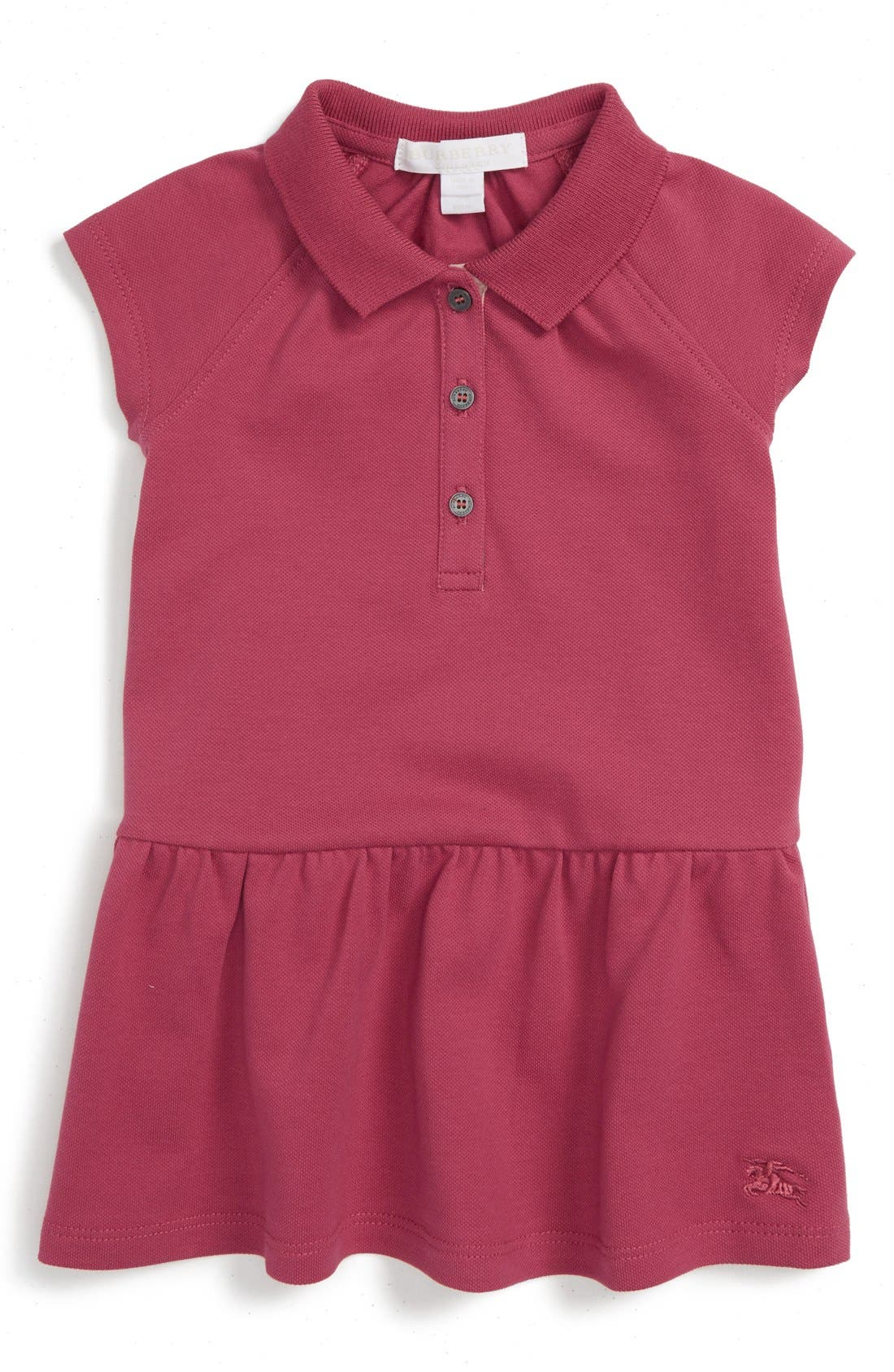 'Mini Cali' Polo Dress,                             Main thumbnail 4, color,