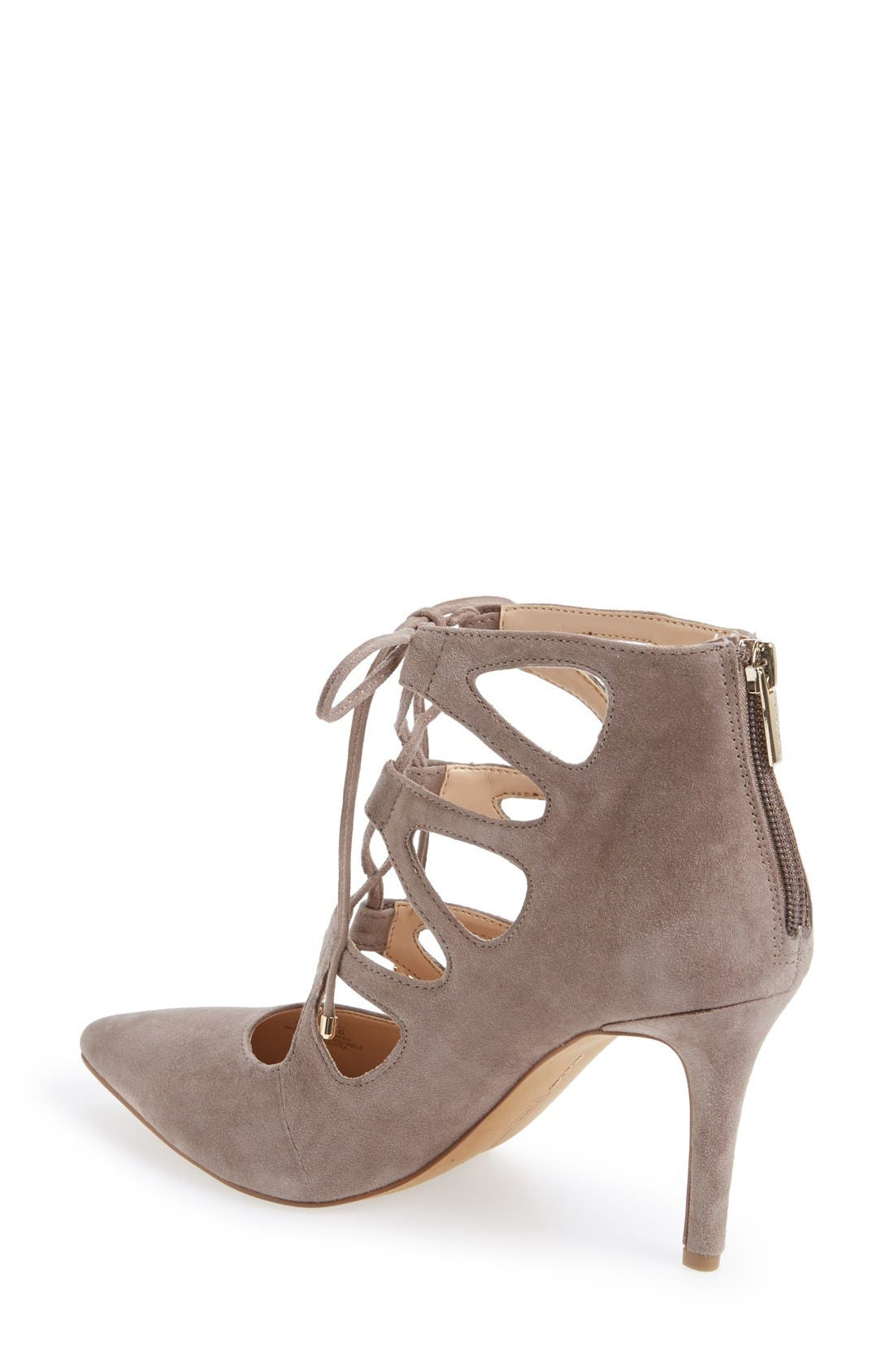 'Bodell' Lace Up Pump,                             Alternate thumbnail 13, color,
