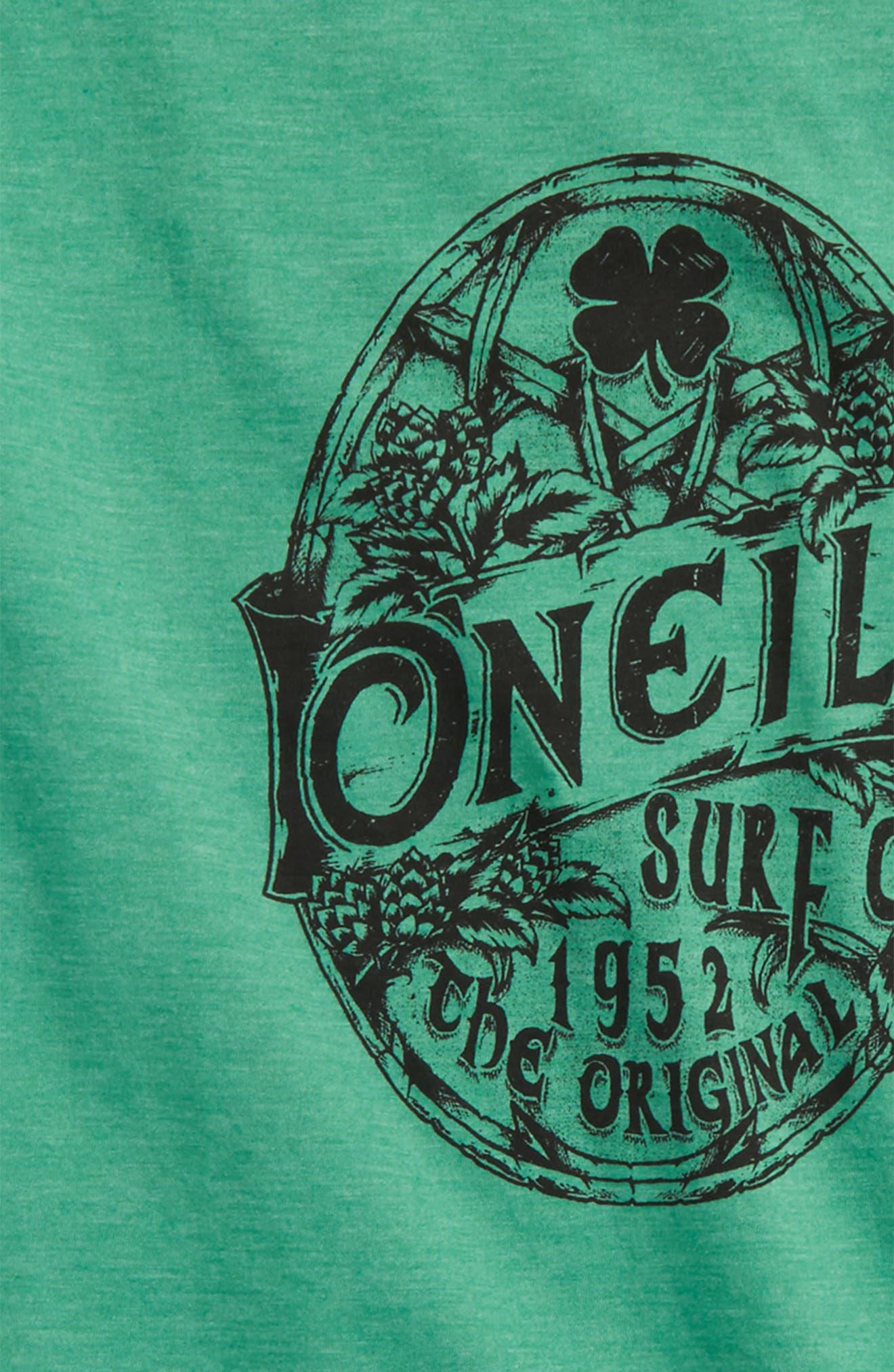 Pats Graphic T-Shirt,                             Alternate thumbnail 2, color,