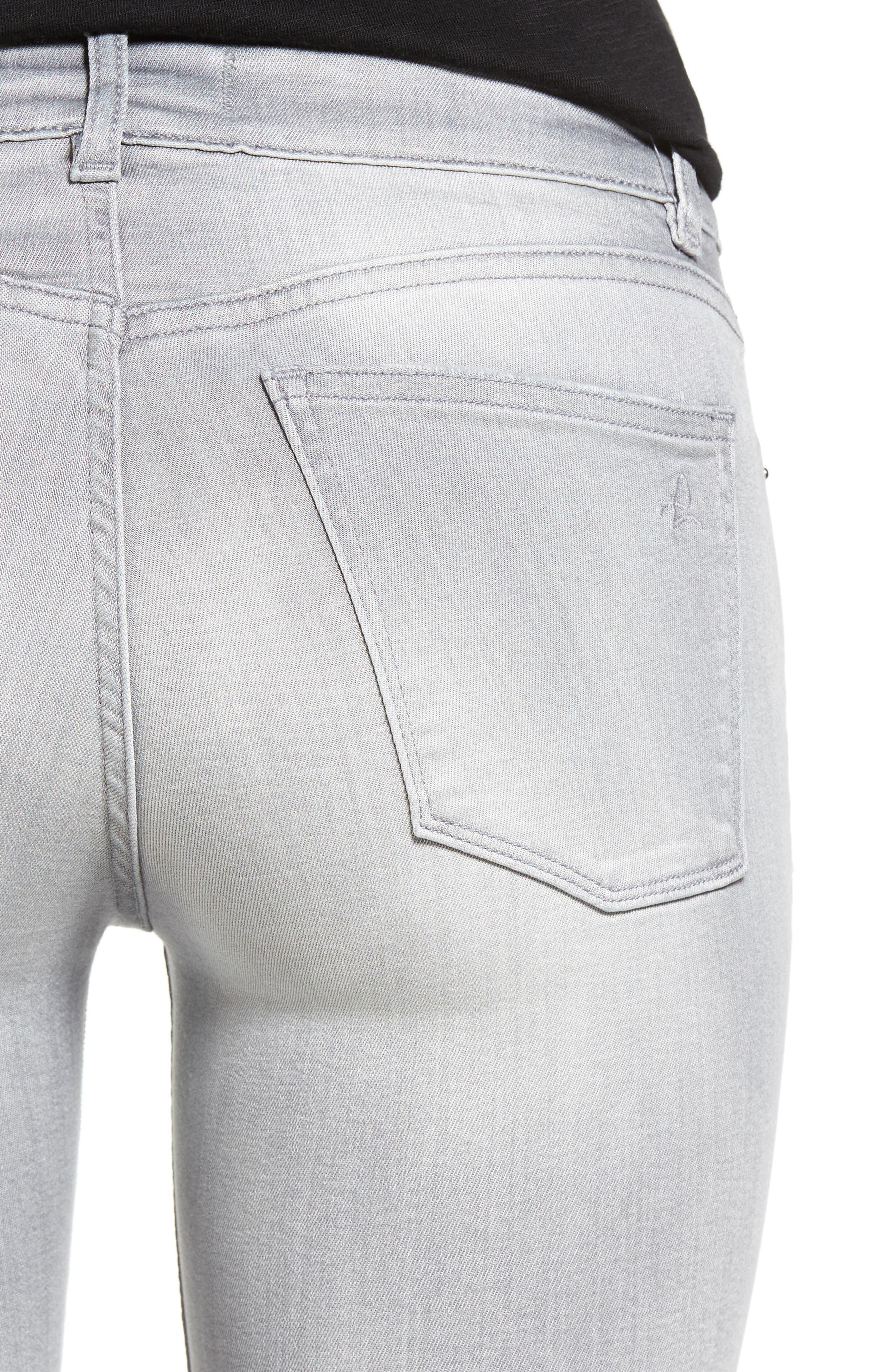 Emma Power Legging Jeans,                             Alternate thumbnail 4, color,                             020
