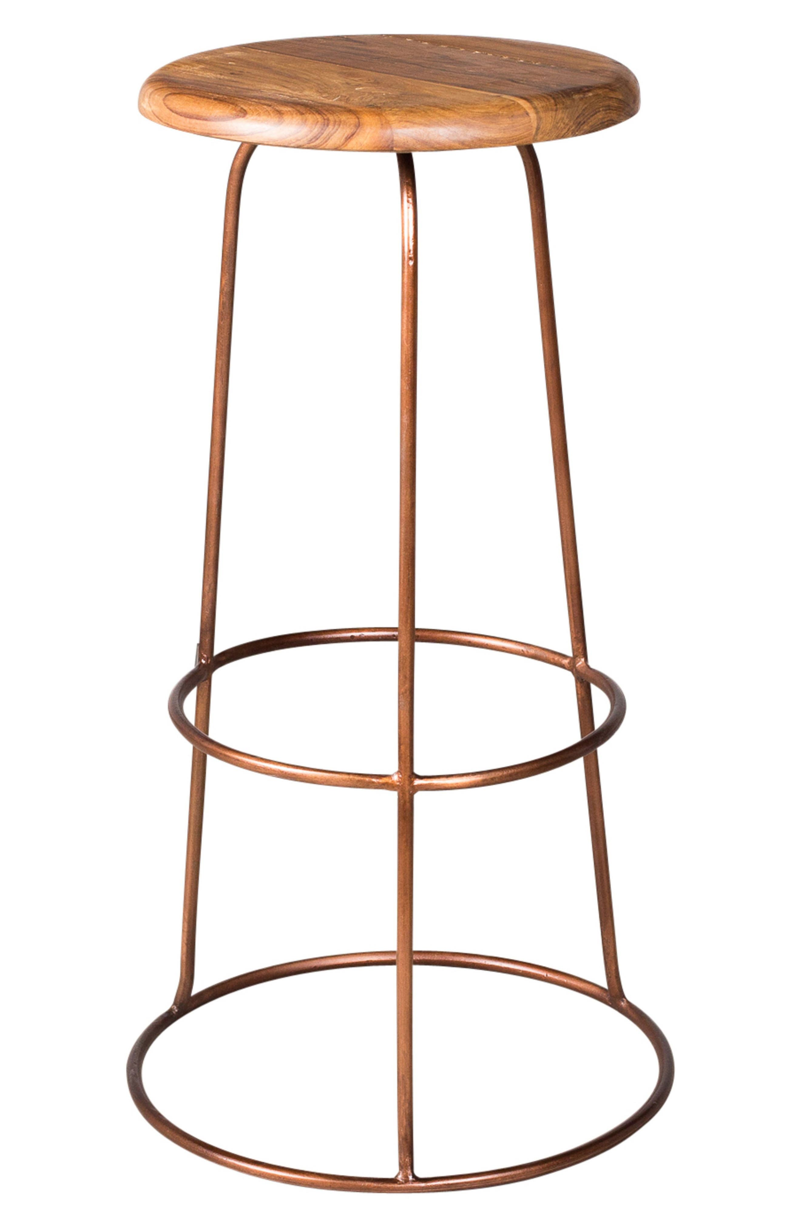 Wilco Bar Stool,                             Main thumbnail 1, color,                             COPPER