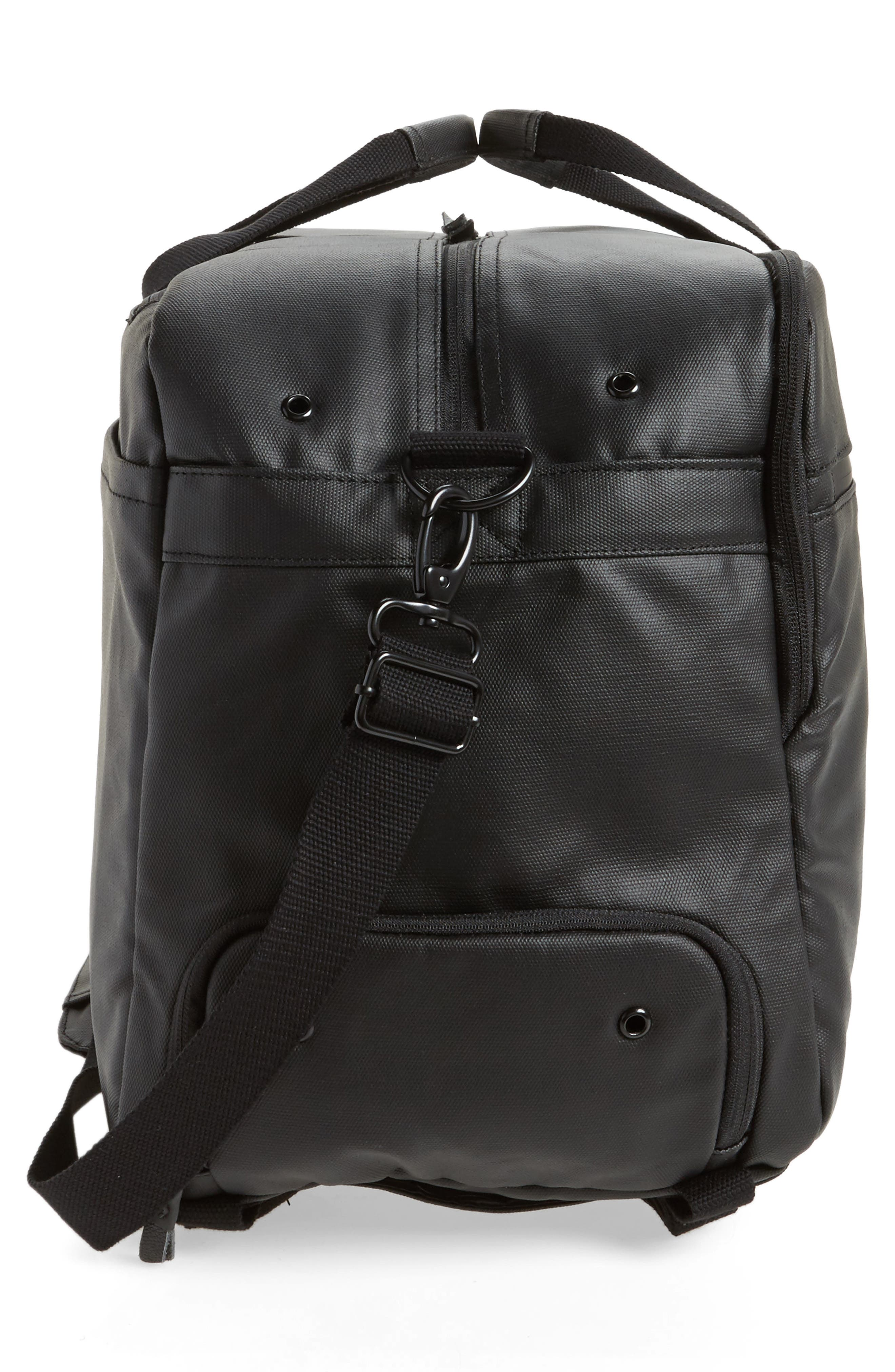 Convertible Duffel Bag,                             Alternate thumbnail 5, color,                             001