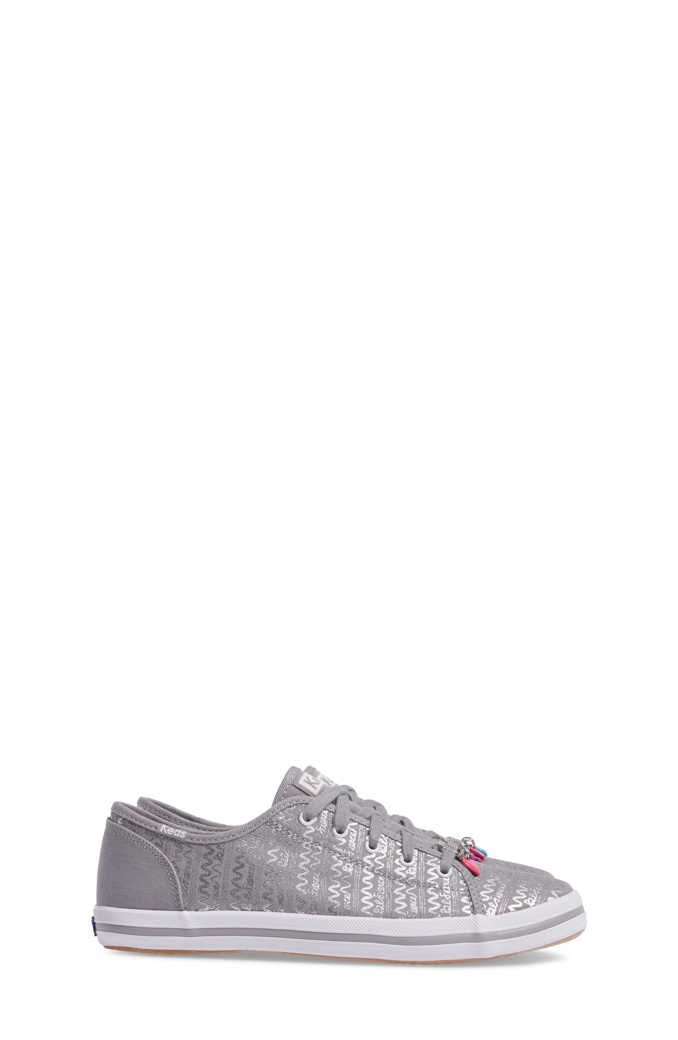 Kickstart Charm Sneaker,                             Alternate thumbnail 6, color,