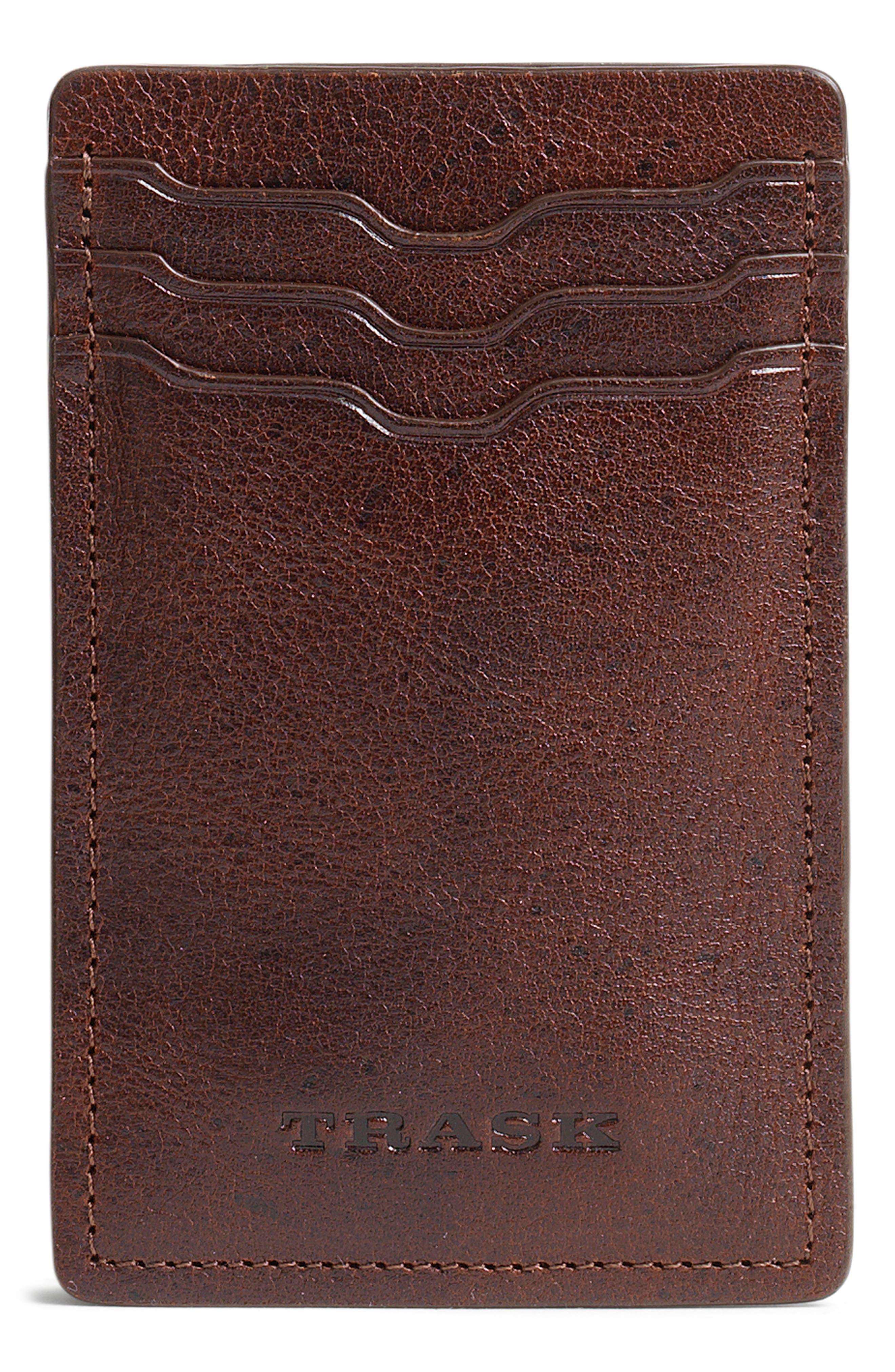 'Jackson' Money Clip Wallet,                             Alternate thumbnail 3, color,                             200