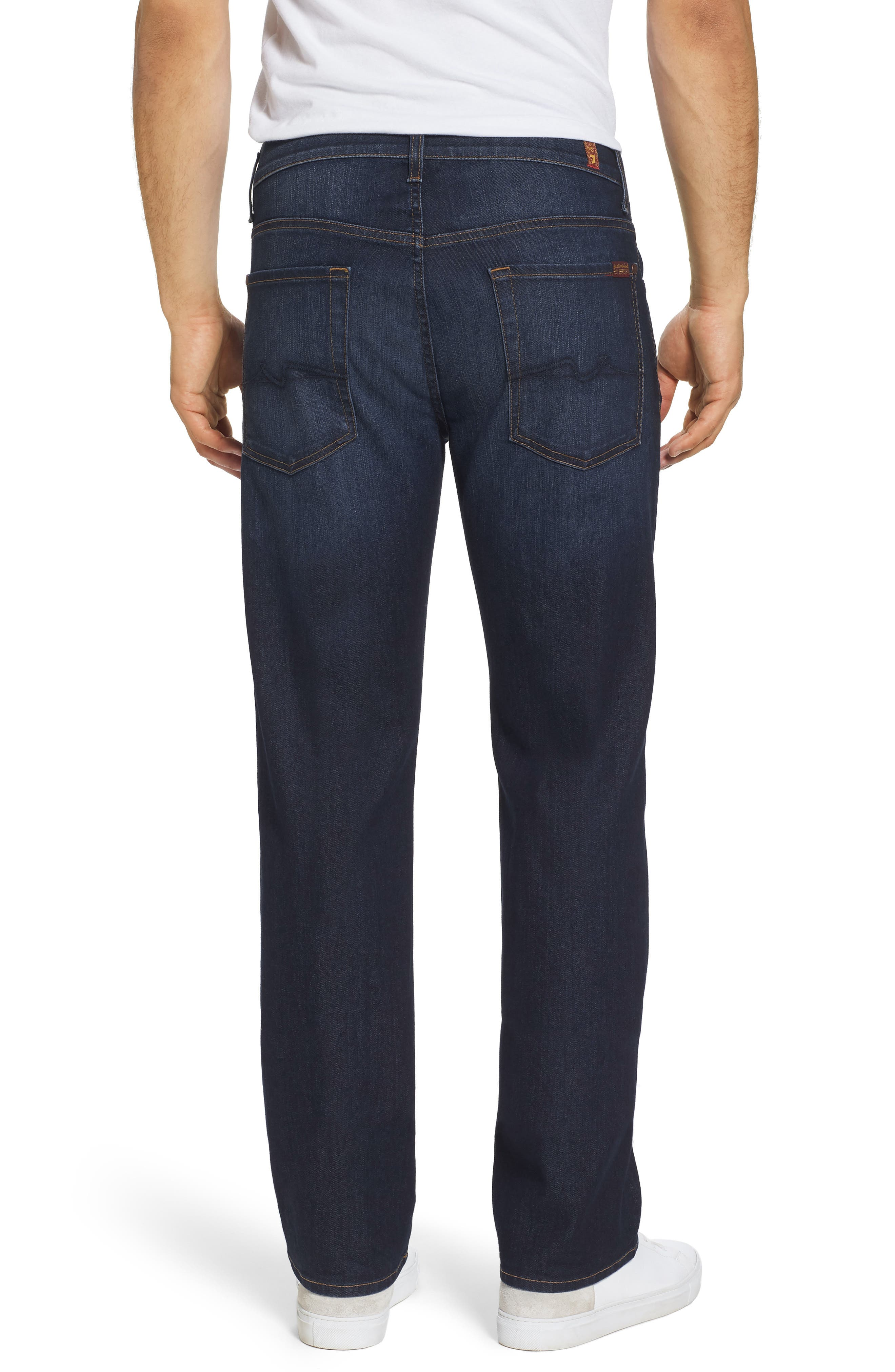 Airweft Austyn Relaxed Straight Leg Jeans,                             Alternate thumbnail 2, color,                             400