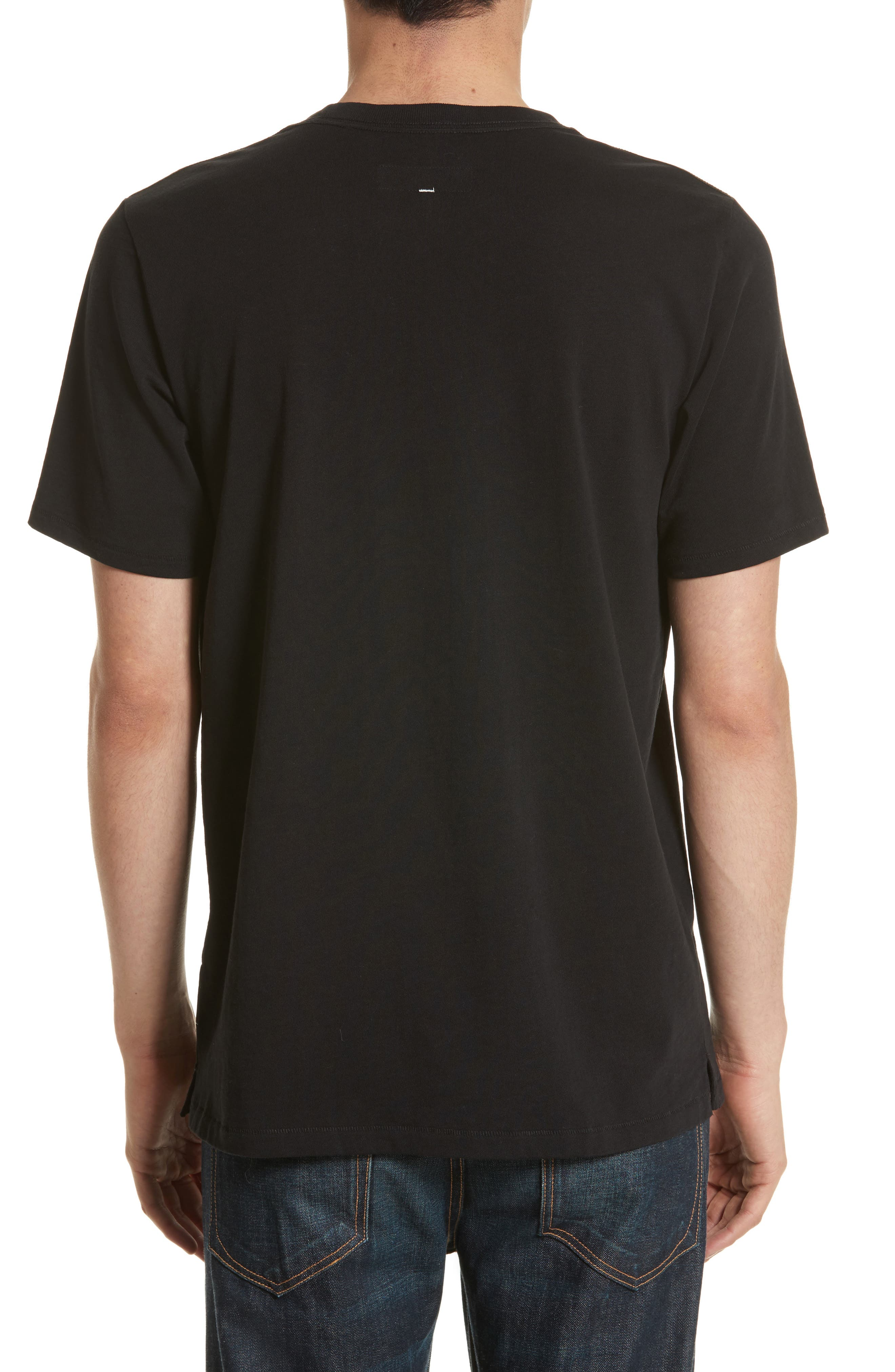 Easy Graphic T-Shirt,                             Alternate thumbnail 2, color,                             001